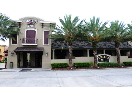 Located in River Ranch, Bonefish Grill is a nice option for Easter brunch.