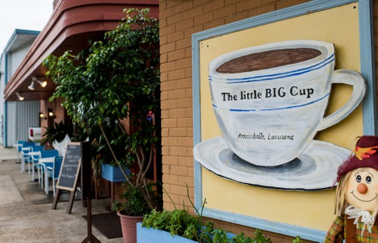 Little Big Cup will offer a Sunday buffet for Easter.