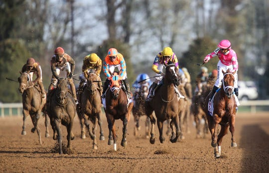 Keeneland has canceled its spring meet due to the coronavirus pandemic