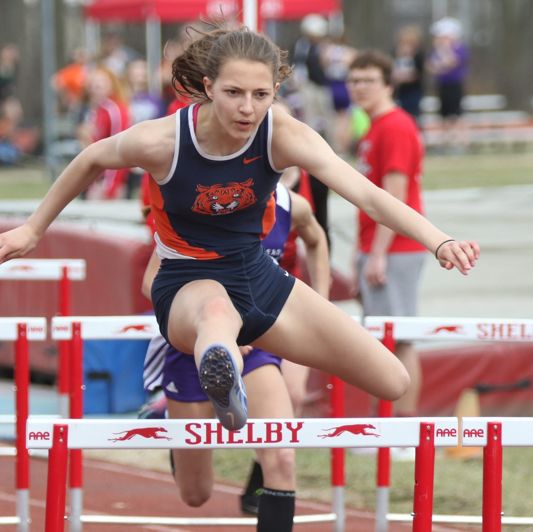 Oval Teens, track and field leaders