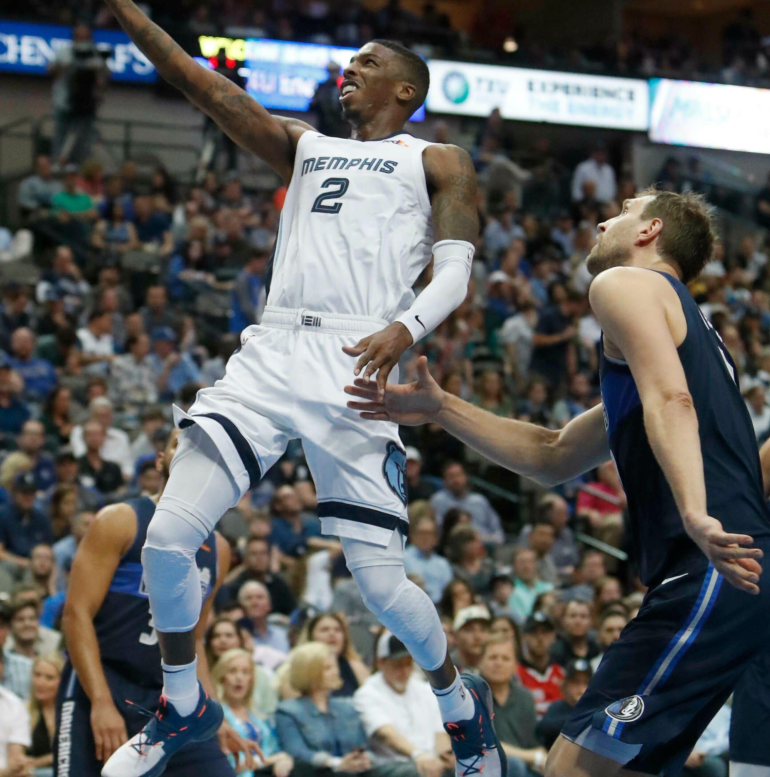 Game Recap: Memphis Grizzlies 122, Dallas Mavericks 112