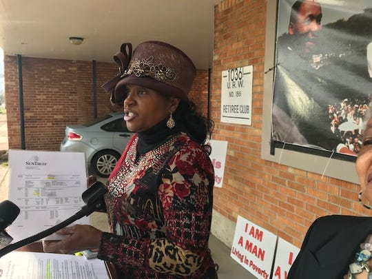 Carnita Atwater, head of the New Chicago Community Development Corporation and an opponent of the Memphis 3.0 plan, addresses questions surrounding her credibility to serve as the leader of that opposition.