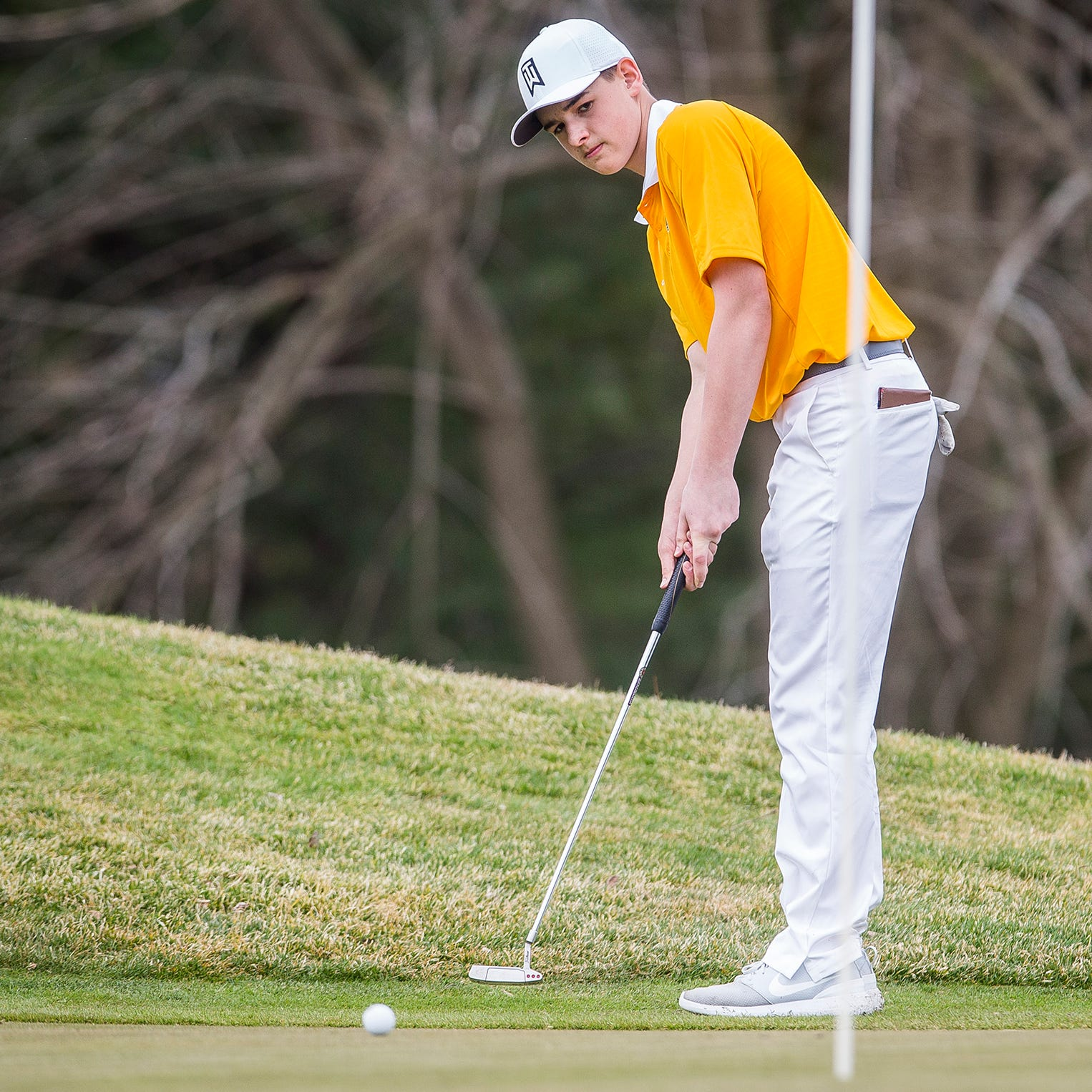 HS rundown: Monroe Central boys golf wins second-straight MEC championship