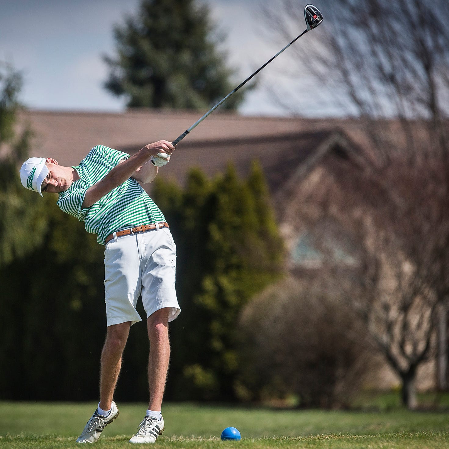 HS rundown: Yorktown boys golf, Delta girls tennis leads weekend's top performers