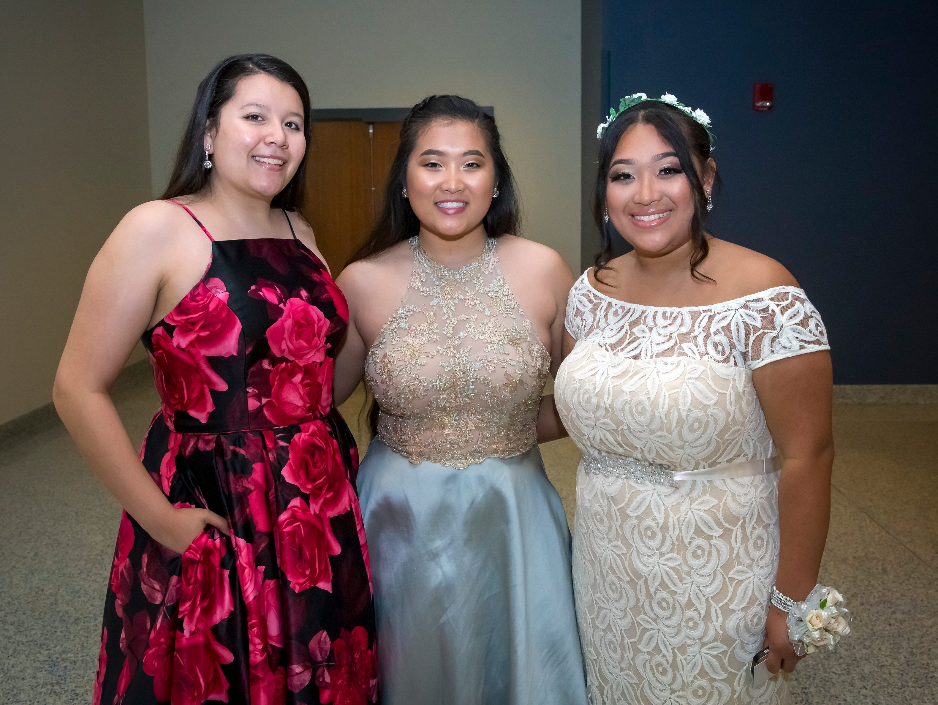 Arriving at the Stewarts Creek High School prom held at MTSU, Friday, April 5, 2019.JIM DAVIS/for the DNJ
