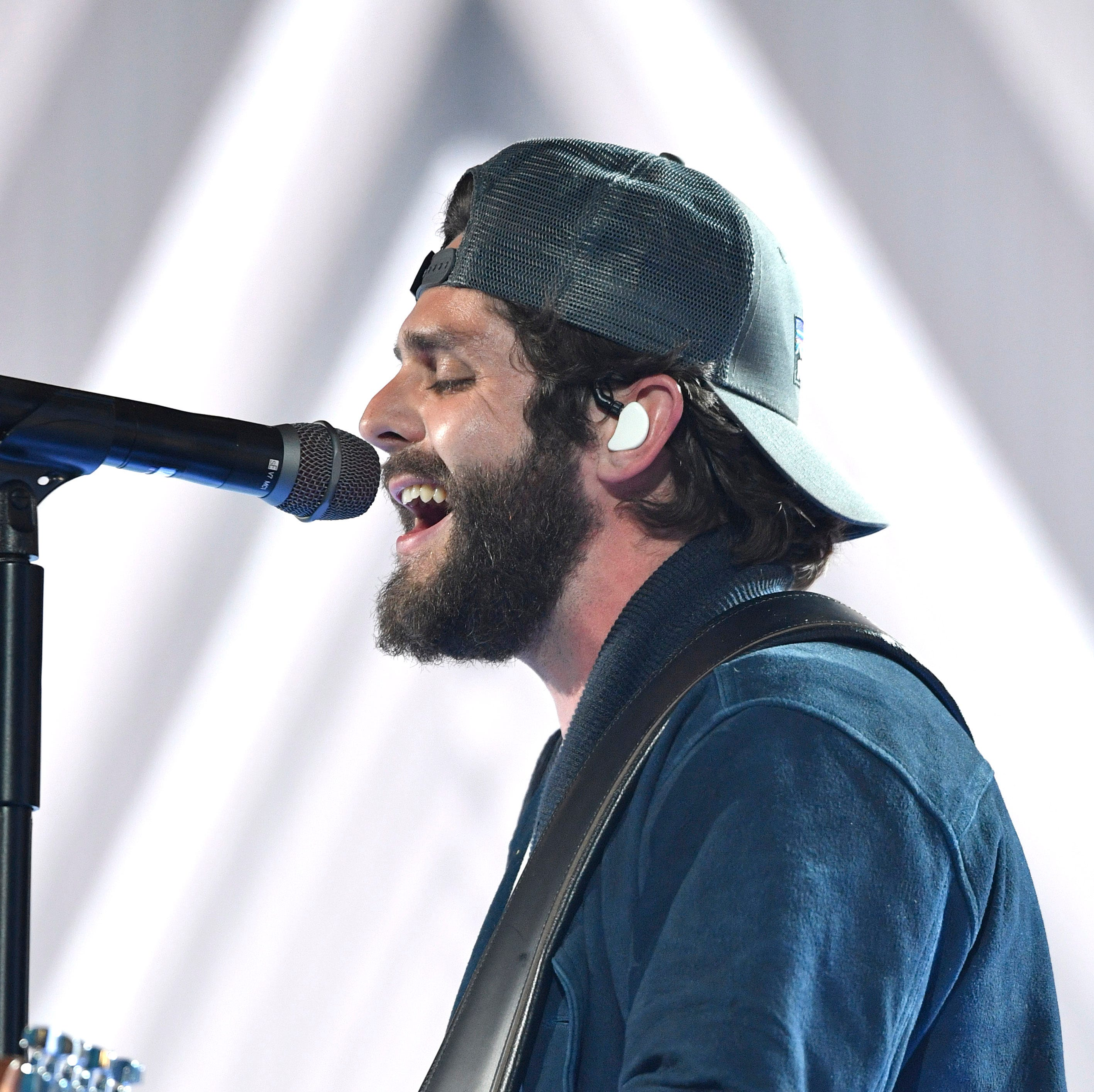 ACM Awards: Thomas Rhett shares story of 'Look What God Gave Her'