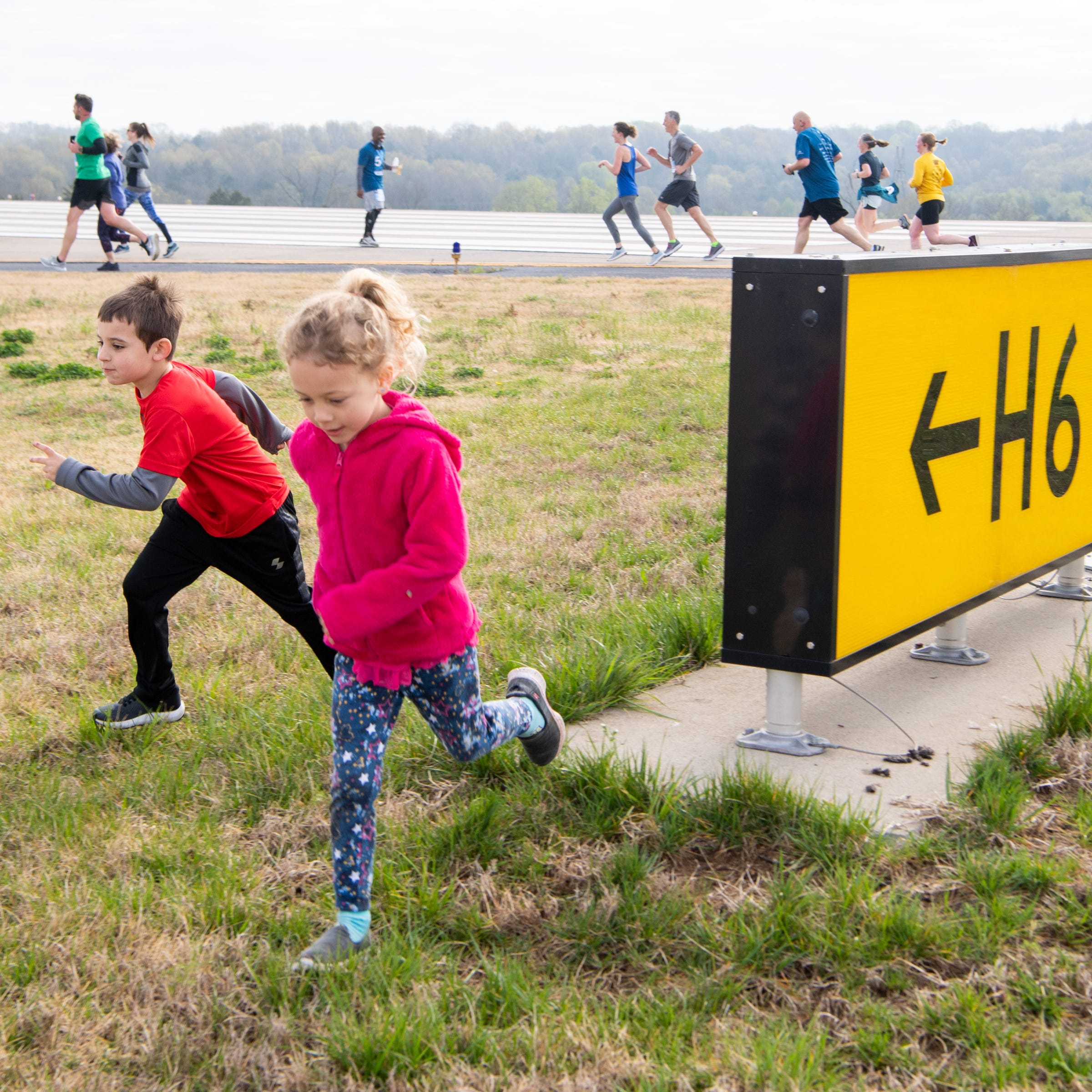 Nashville International Airport holds 5K for the first time in 30 years