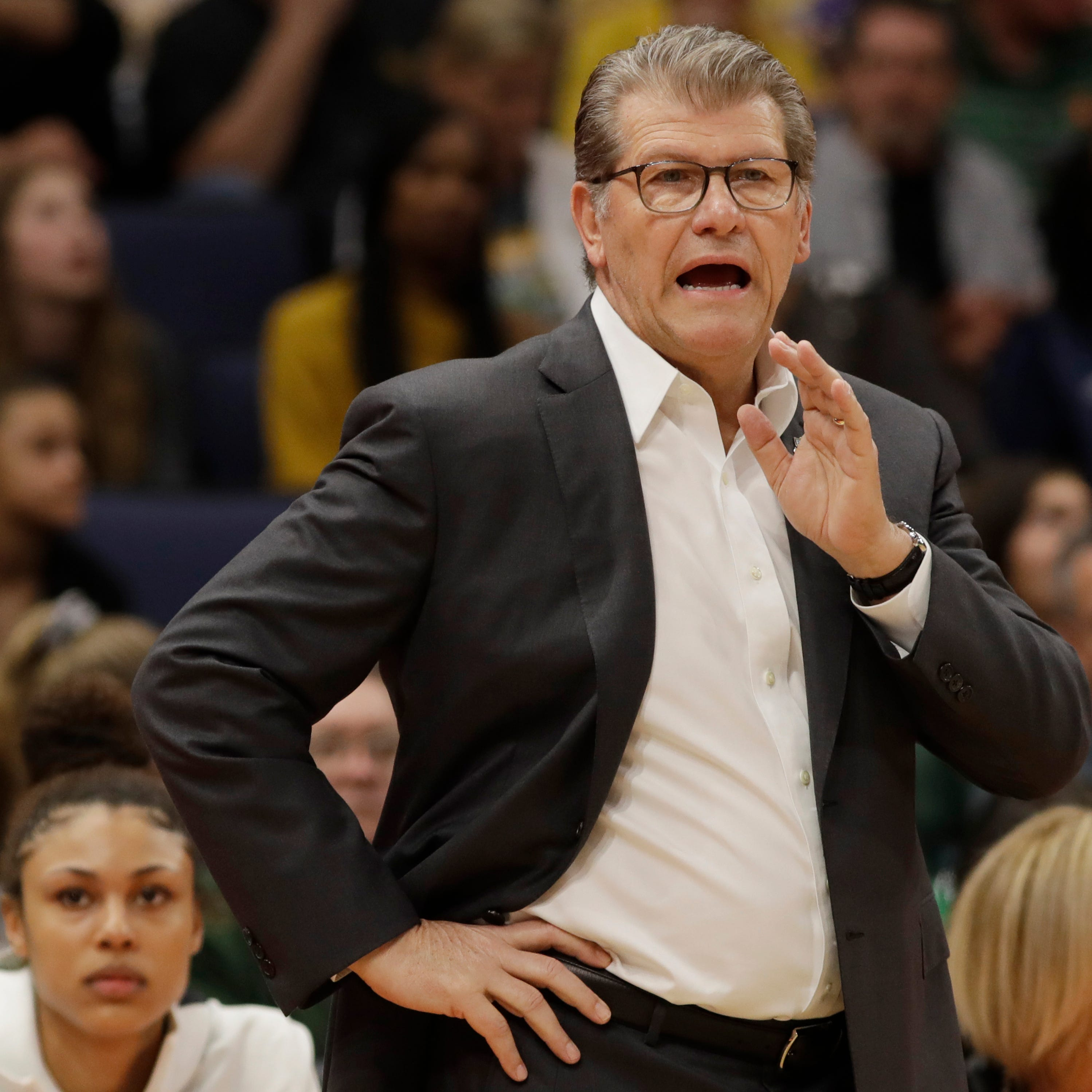 Geno Auriemma says Lady Vols are 'any other school now,' doesn't see UConn-UT as big deal
