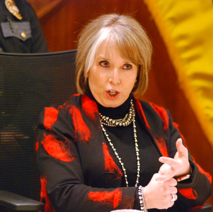 New Mexico Governor Michelle Lujan Grisham signs more than 250 bills, vetoes 28