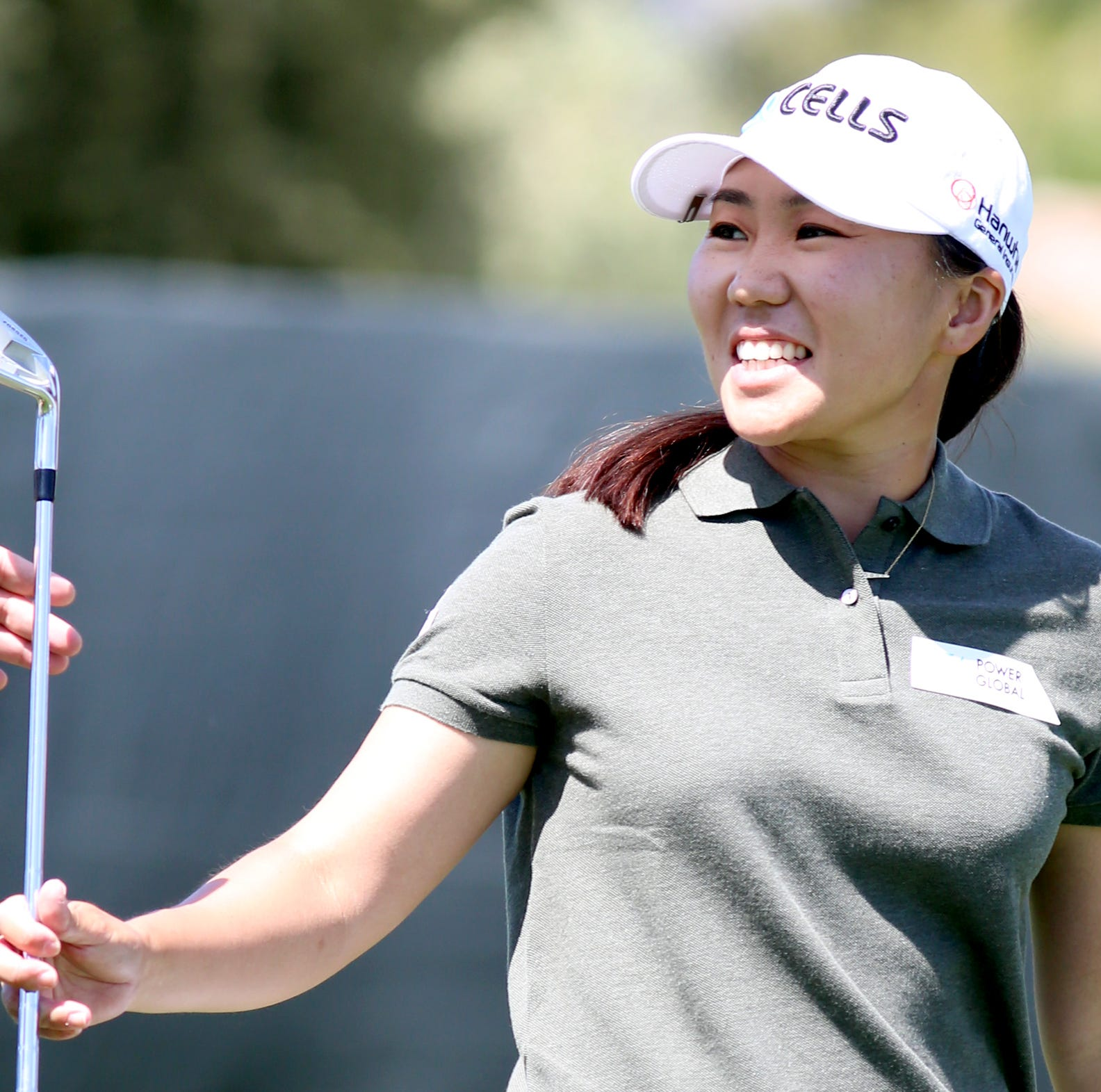 LPGA star IK Kim falls short in quest to qualify for men's U.S. Open