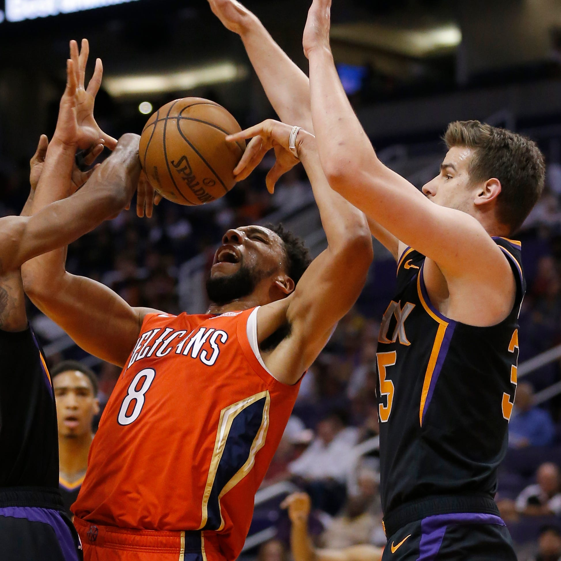 Josh Jackson leads short-handed Phoenix Suns to 'must-win' in final home game