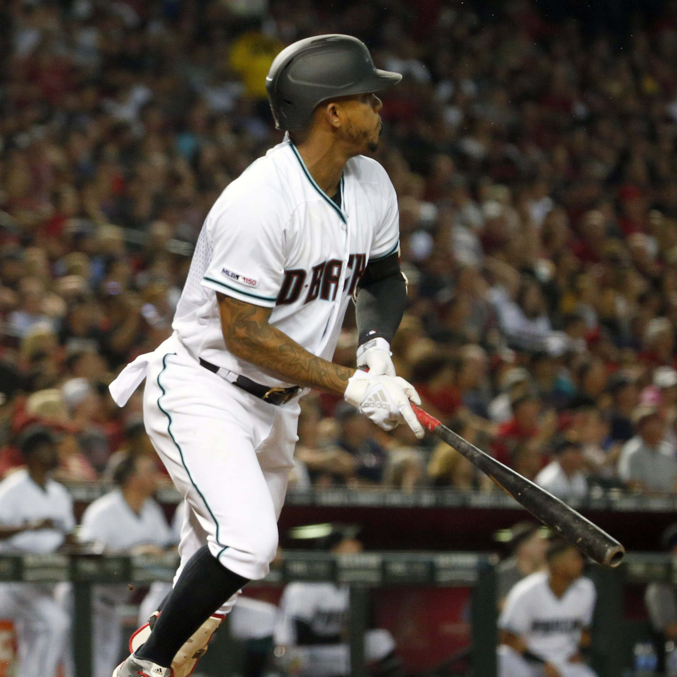 Ketel Marte hits 2 HRs, D-Backs bring offensive fireworks in home-opening win vs. Red Sox