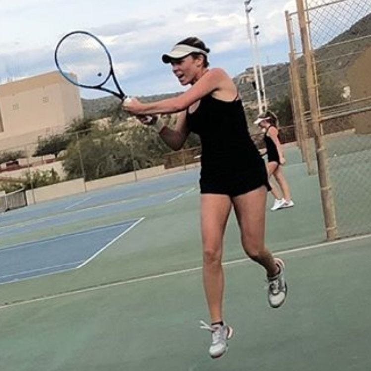 Two-time defending champion Desert Mountain girls tennis team disqualified from state final over lineup rule