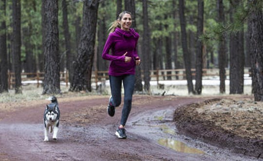 Sara Hall of Flagstaff will make her Boston Marathon debut on Monday, her 36th birthday. She is a contender for the U.S. Olympic marathon team at the 2020 Tokyo Olympics.