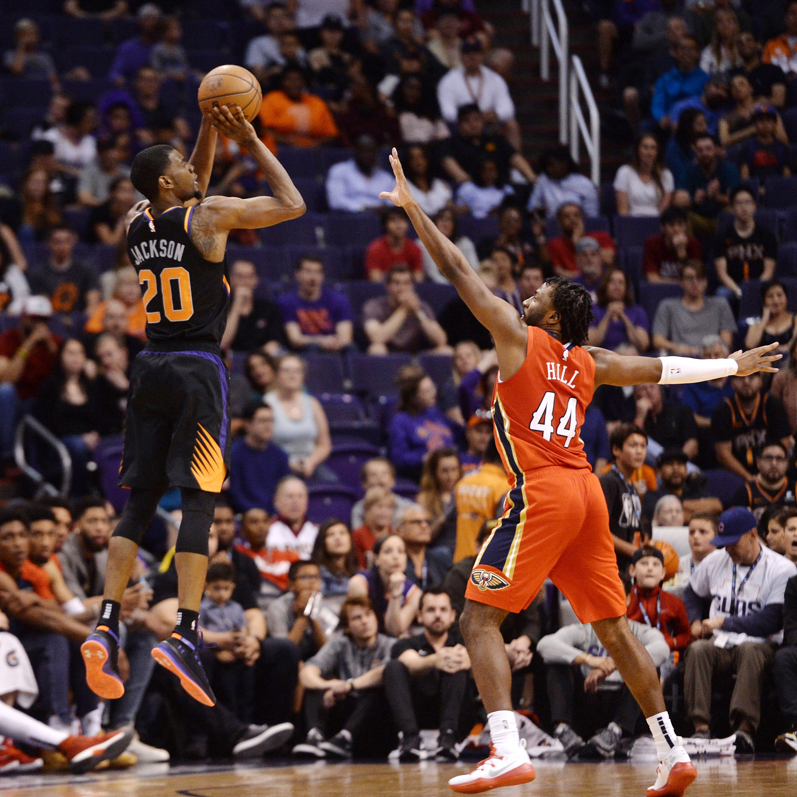 Suns' Josh Jackson once again shows star potential in 35-point performance vs. New Orleans
