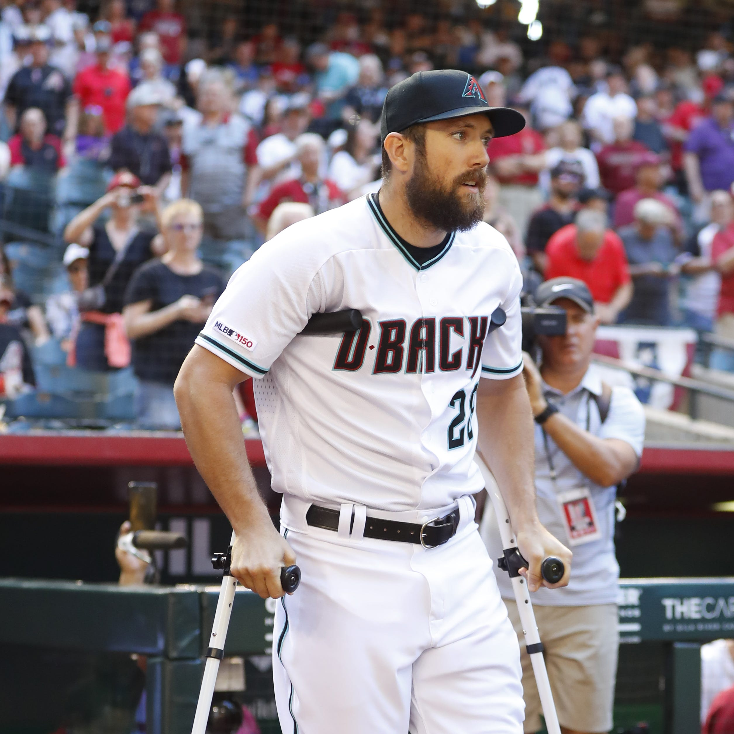 Emotional Steven Souza Jr. wants to show Diamondbacks and fans he can still play