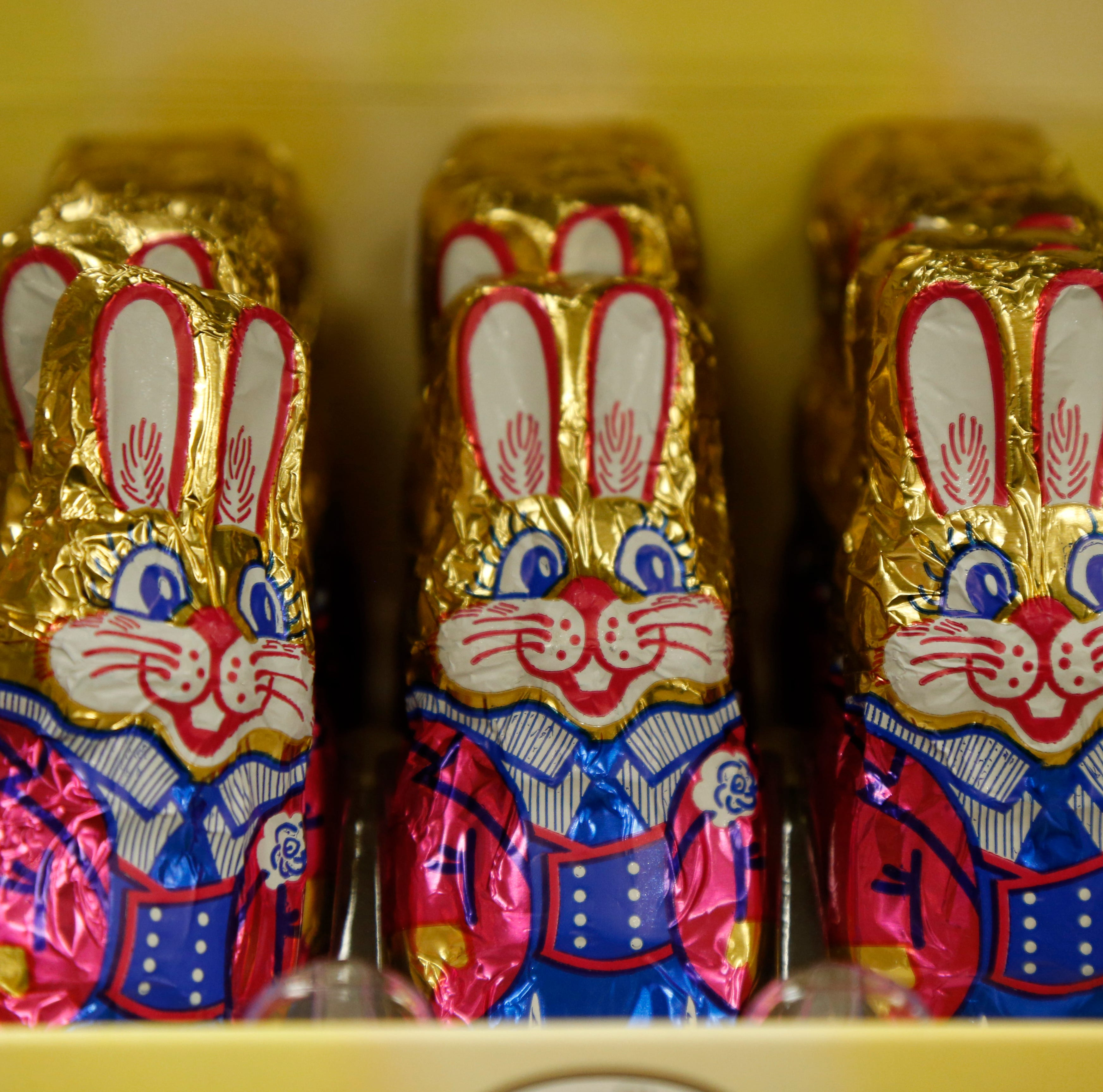 Last minute Easter treats: Where to find Peeps, chocolate bunnies, more