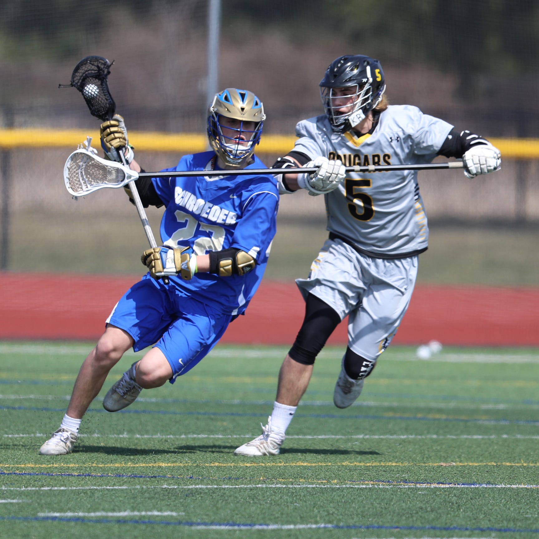 High school scores for Tuesday, April 9: Find out how your favorite Section V team fared