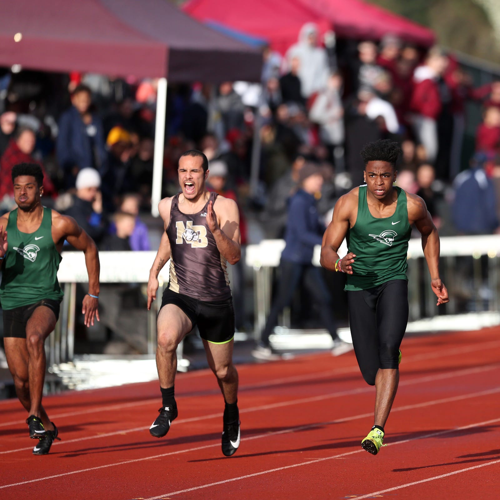 A look at the high school track and field athletes that took top marks in Salem area this year