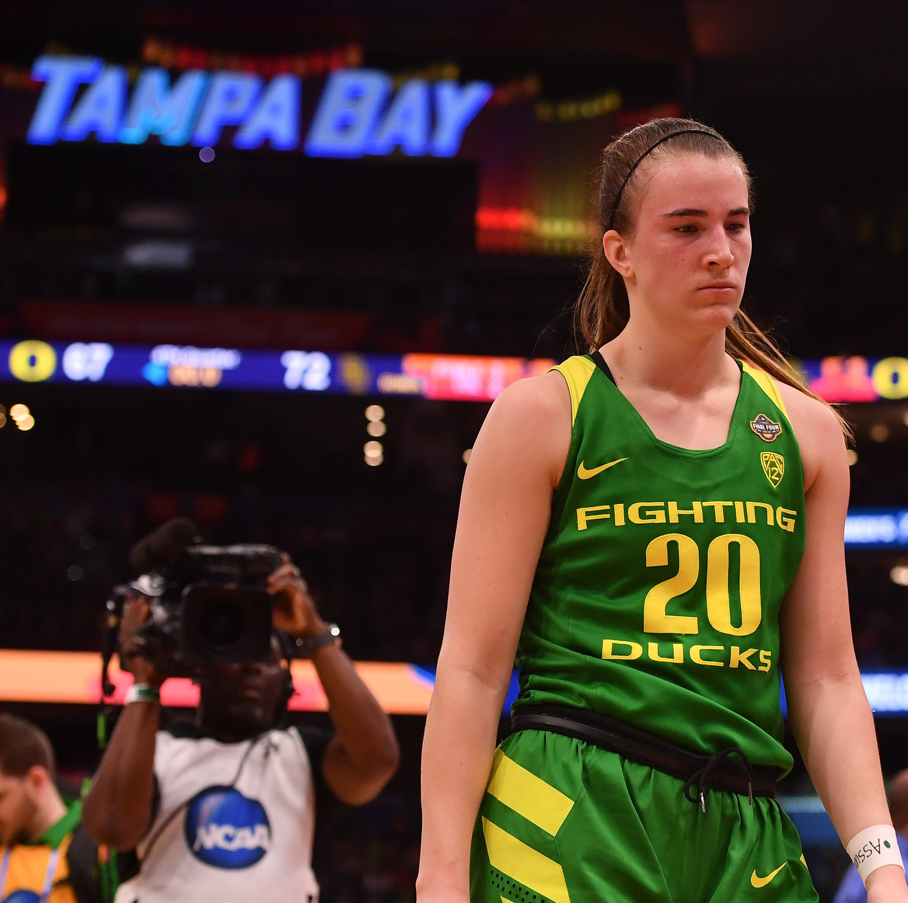 Final Four: Oregon Ducks women lose to Baylor
