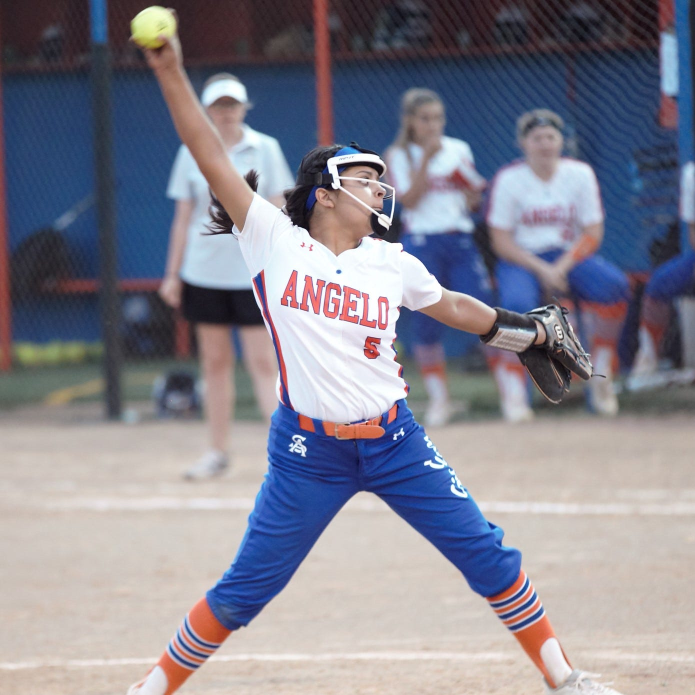 SOFTBALL ROUNDUP:  San Angelo Central closing in on playoff spot