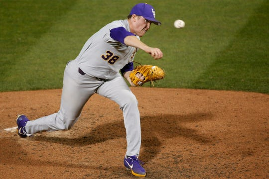 Junior right-hander Zack Hess was brilliant Friday in six innings of work for the Tigers. He limited Texas A&M to one run on five hits, walked three and struck out five.