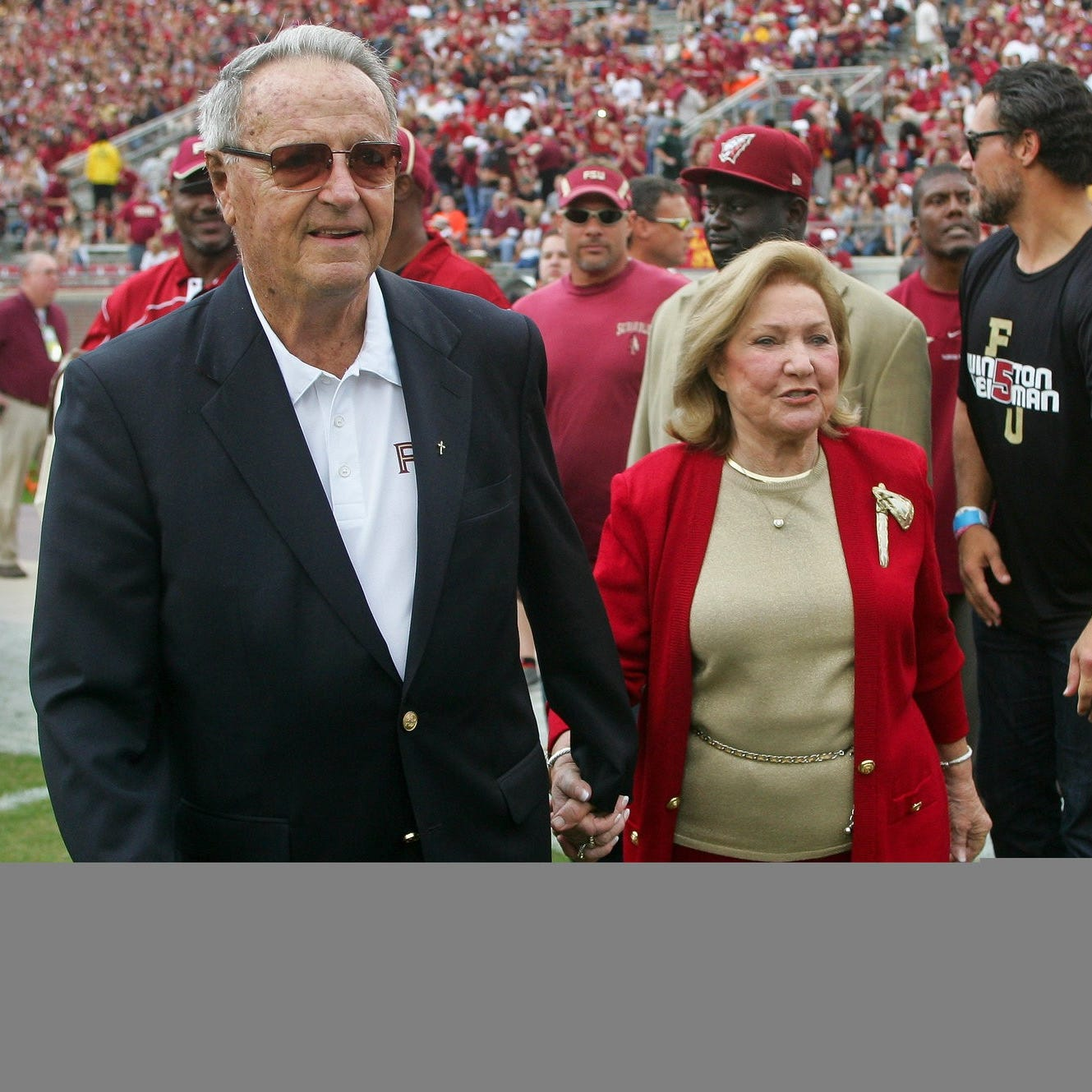FSU's Bobby and Ann Bowden celebrate 70 years of marriage