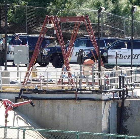 Authorities investigating fetus found at Thousand Oaks' sewage treatment plant