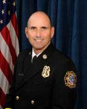 John McNeil is the new  assistant fire chief, Emergency Services Bureau, for the Ventura County Fire Department.