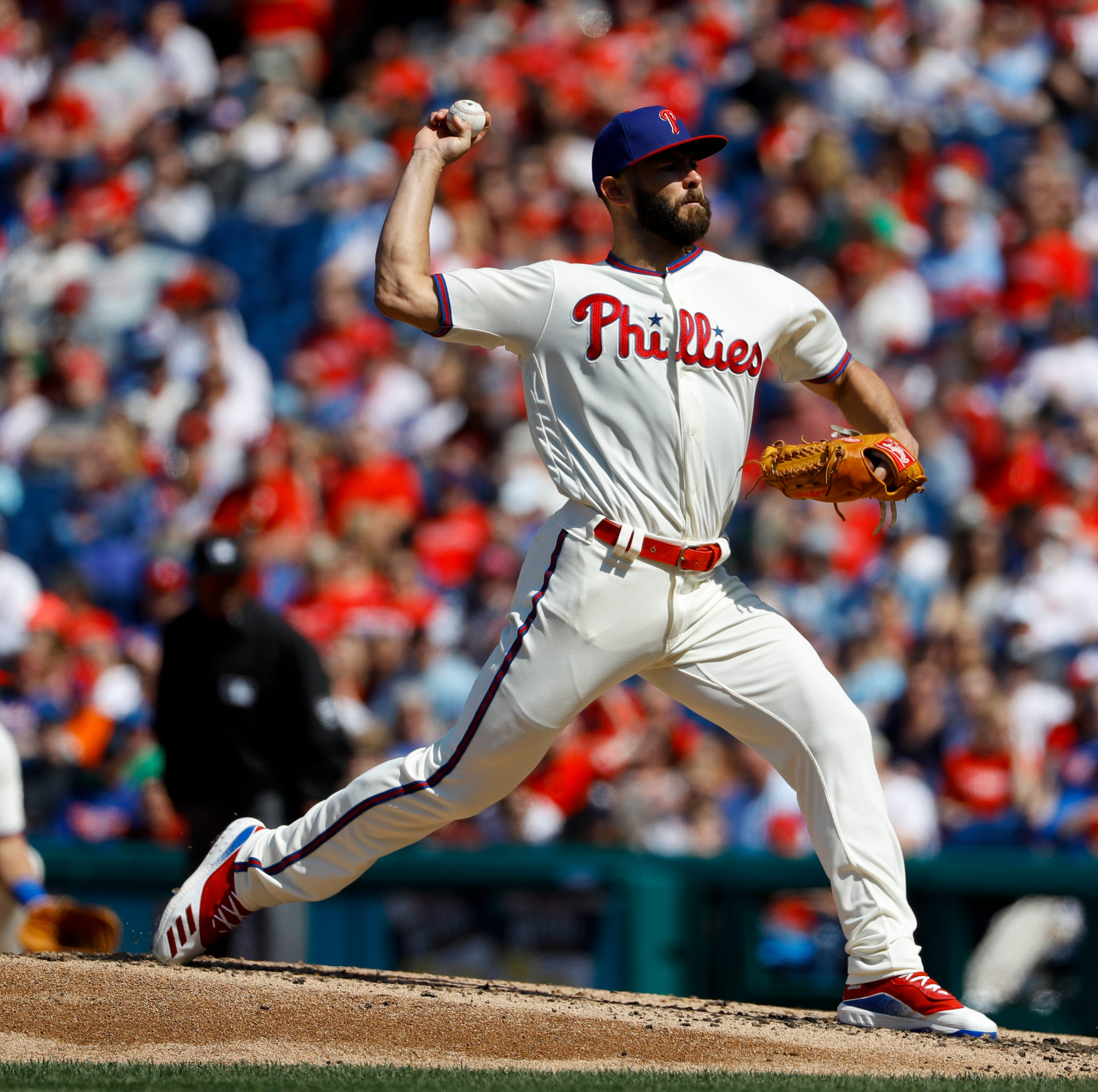 Phillies-Marlins lineup for Friday with Jake Arrieta on the mound