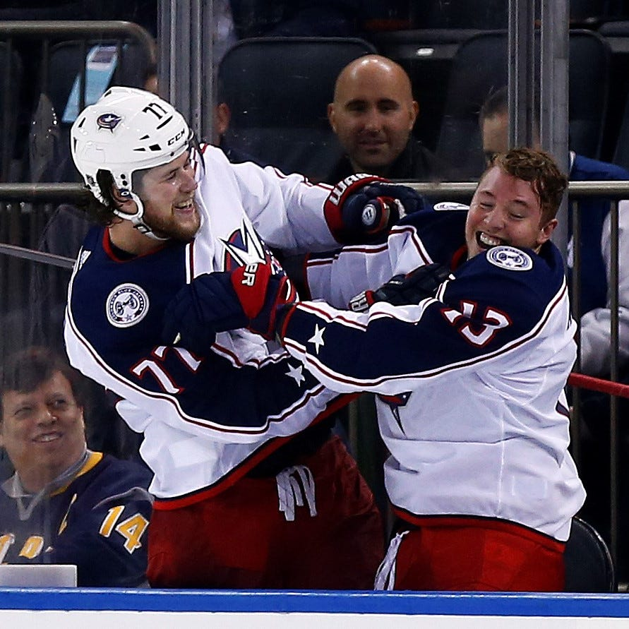 Sam column: Perseverance should define these Blue Jackets