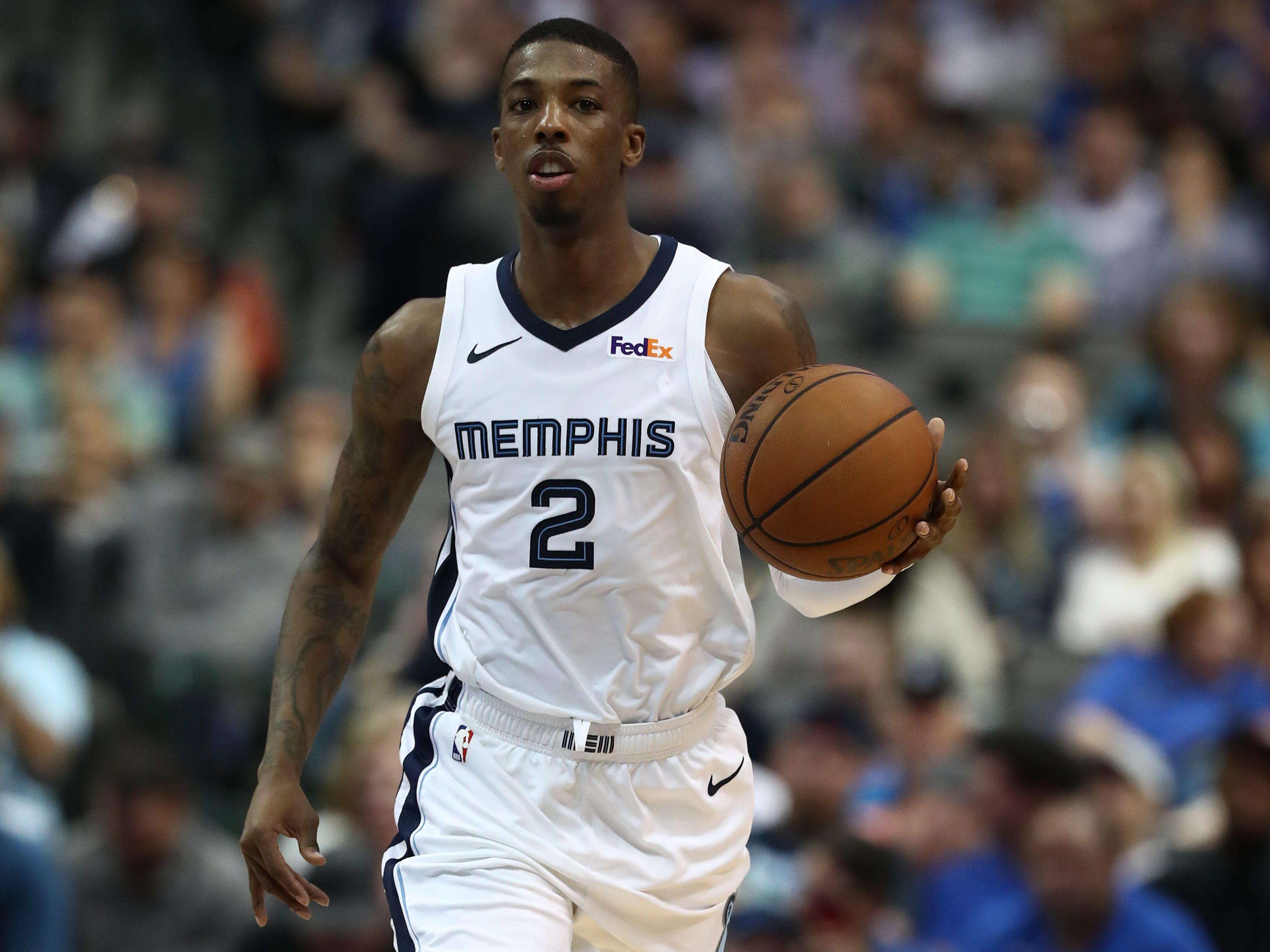 120. Delon Wright, Grizzlies (April 5): 26 points, 14 assist, 10 rebounds in 122-112 win over Mavericks.