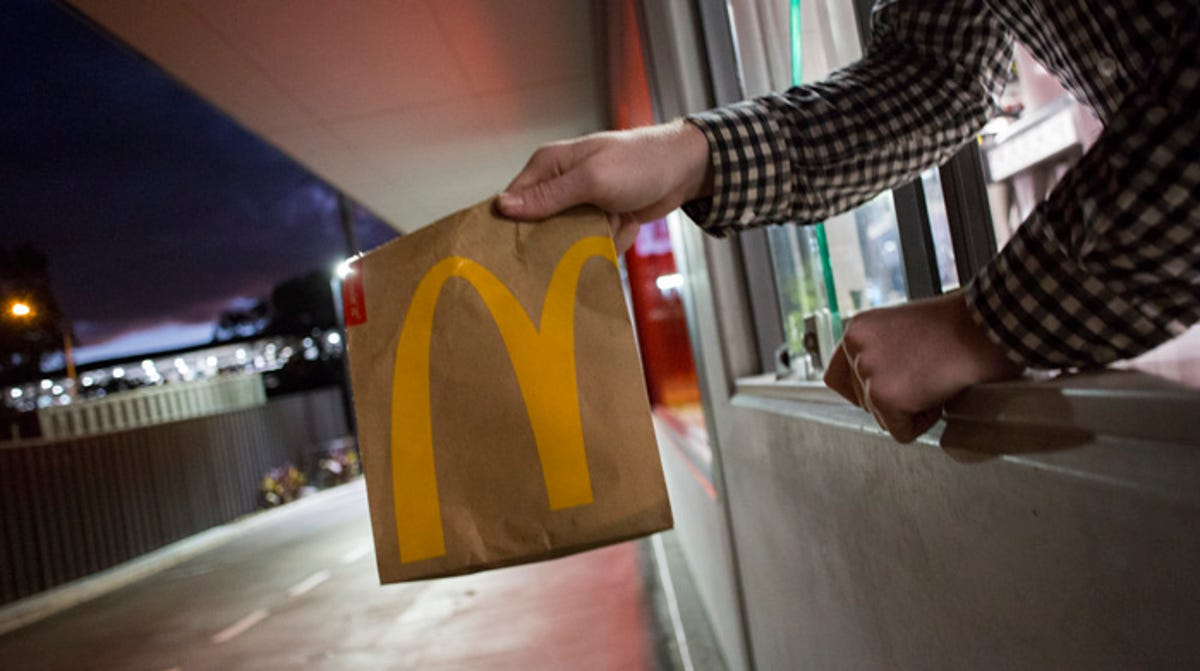 Mcdonald S After Midnight New Late Night Menu Has Fewer Options
