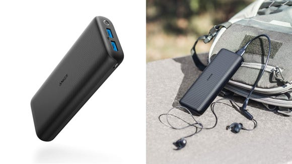 Keep your devices charged on-the-go.