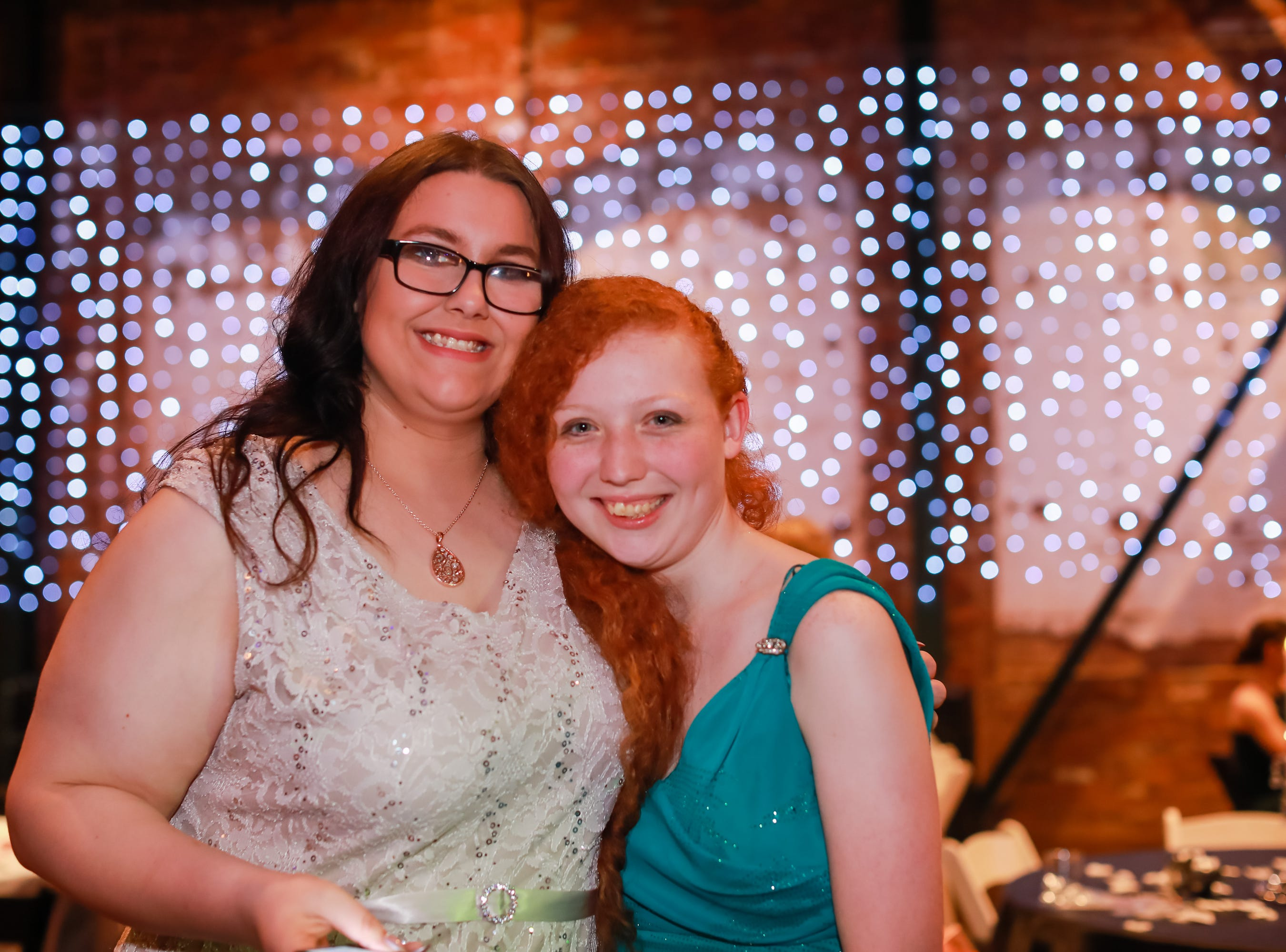 Wren High School students enjoyed their prom at Bleckley Station in downtown Anderson Saturday, April 6, 2019.