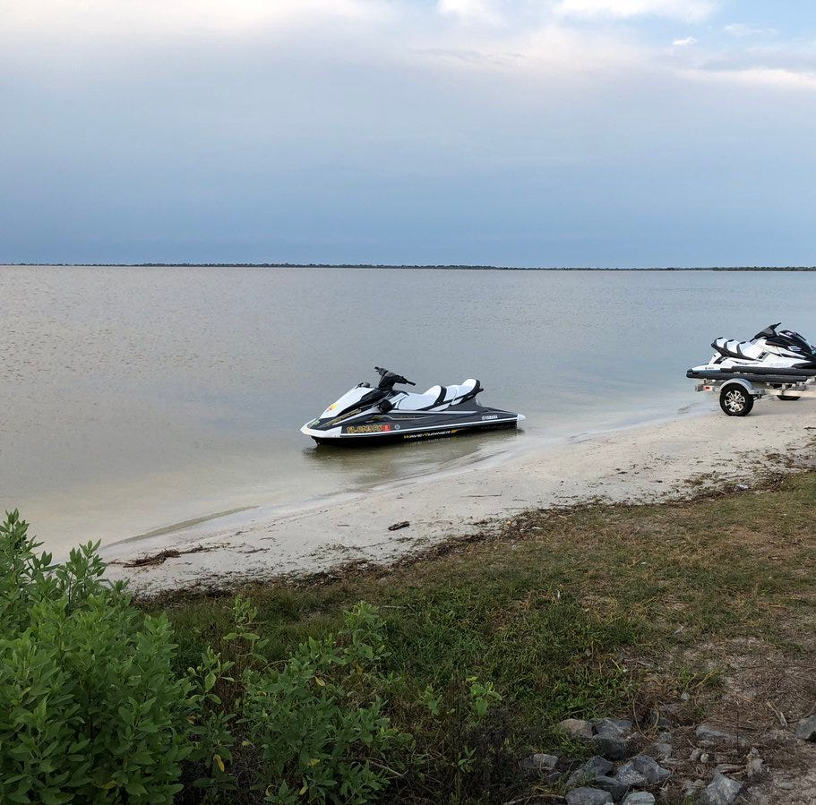 Report: Two personal watercraft collide in Titusville
