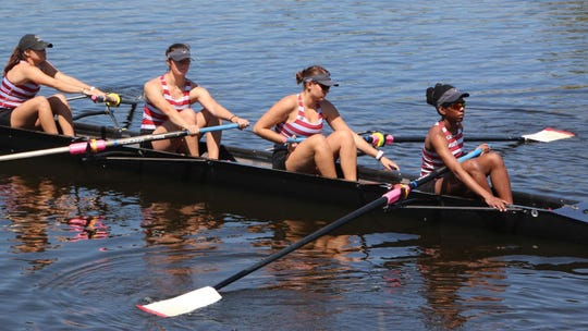 FIT women rowers excel in Sarasota.