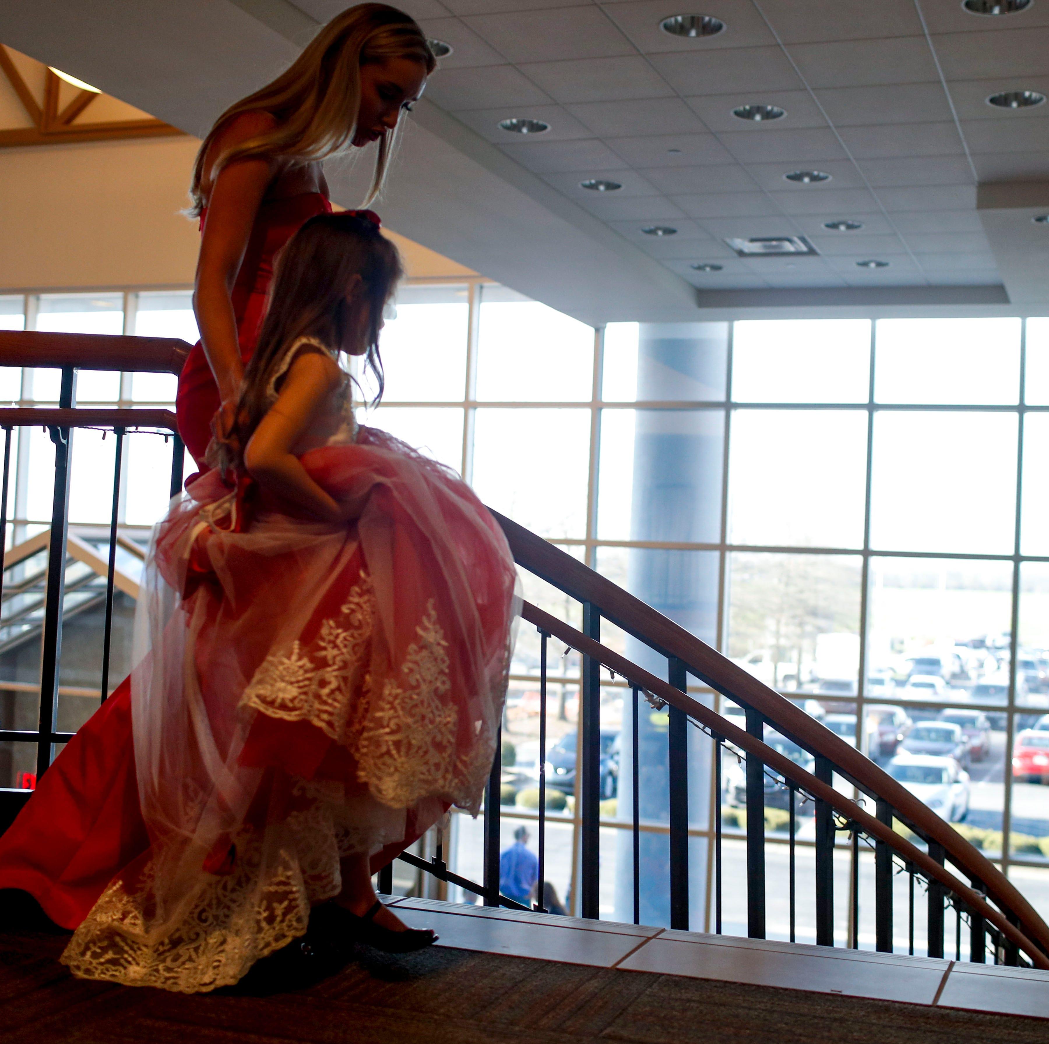 Clarksville Academy celebrates 2019 prom
