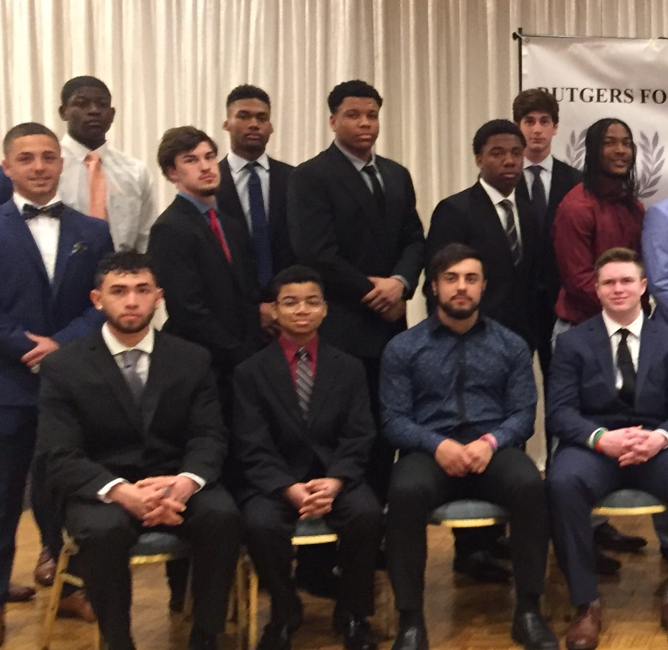 NJ football: Players honored during prestigious Bill Denny awards luncheon