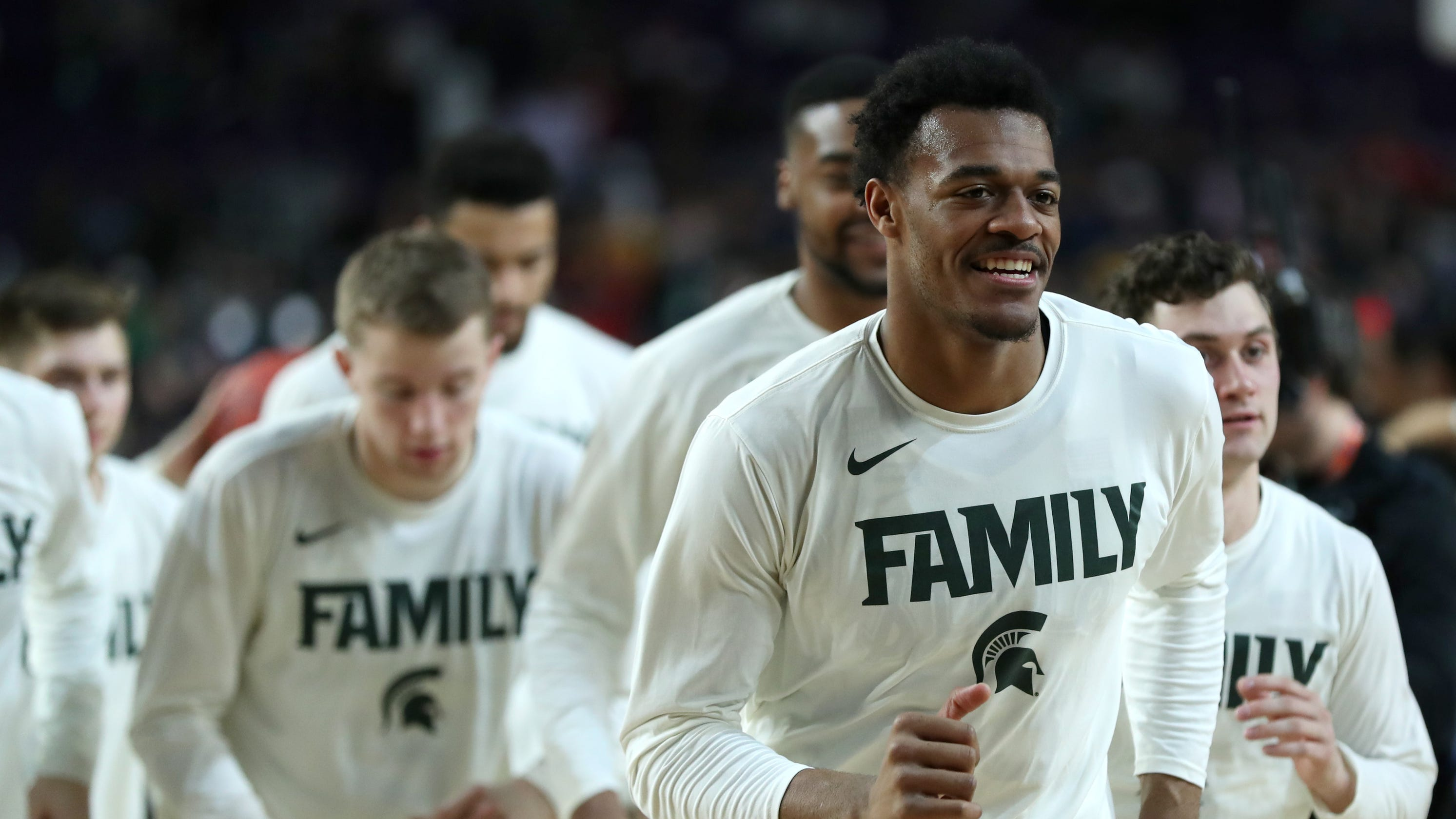 Michigan State basketball's Xavier Tillman decides to stay in NBA draft