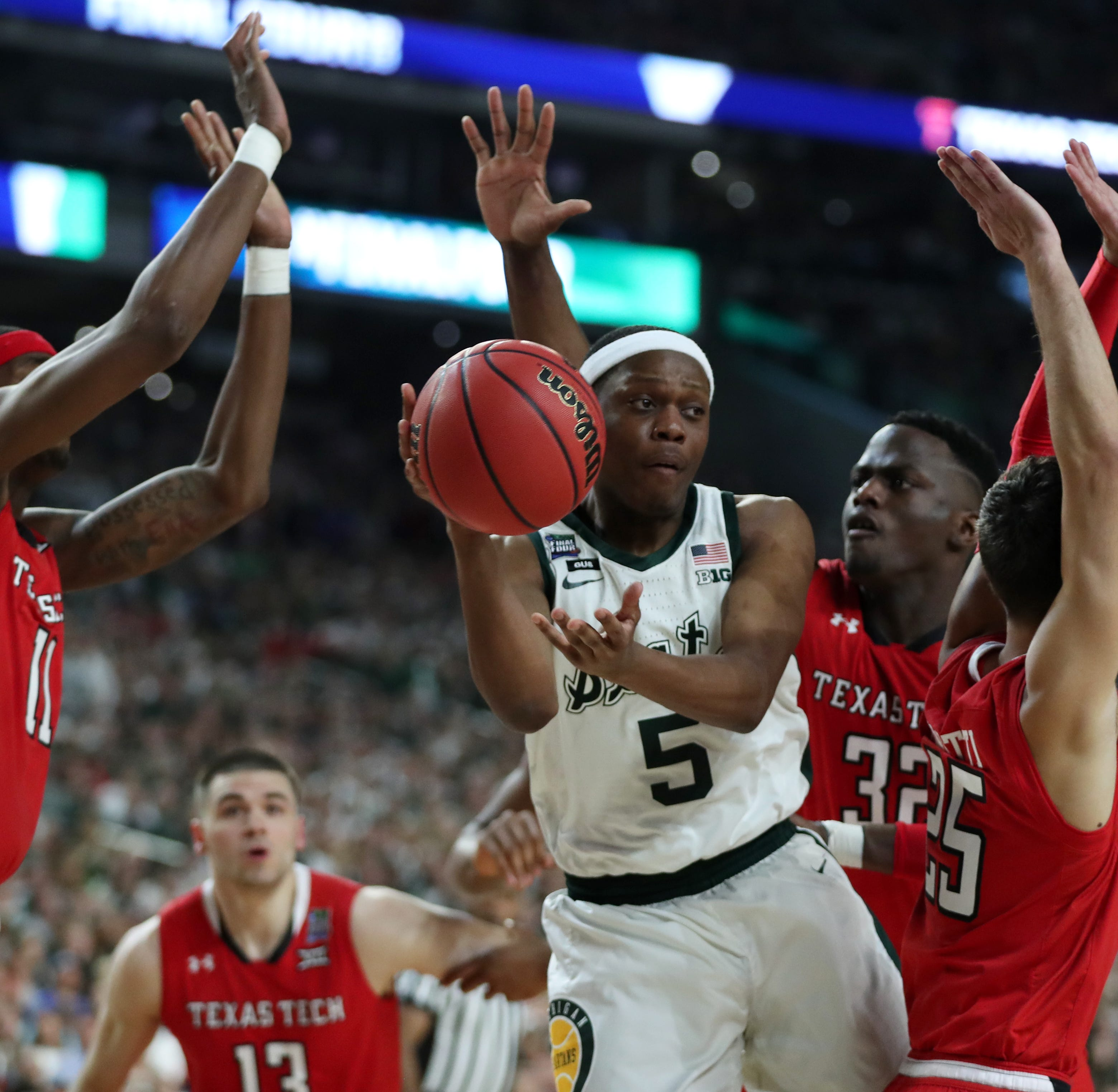 Michigan State basketball star Cassius Winston returning for senior season