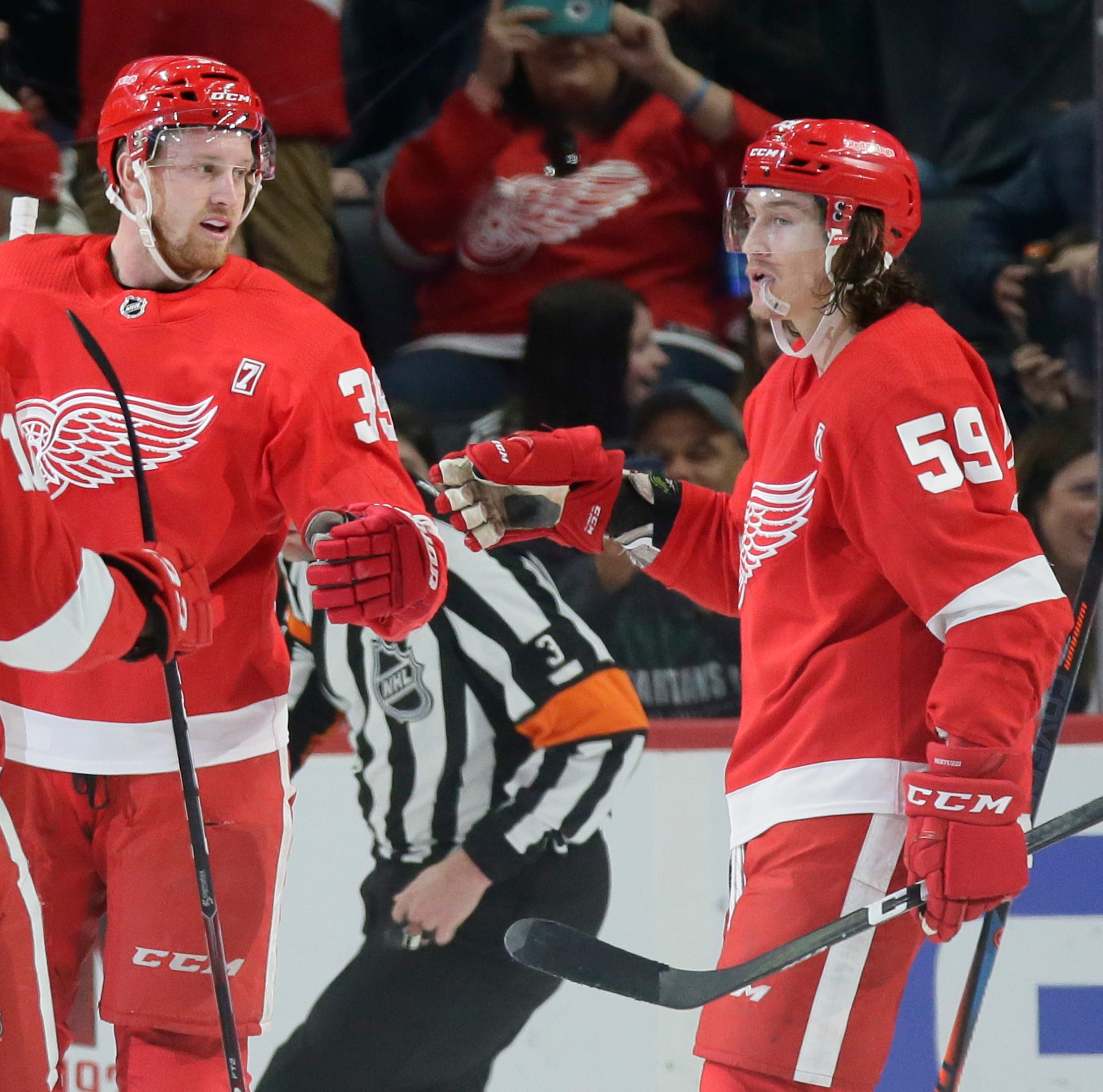 These Detroit Red Wings have been invited to play at World Championship