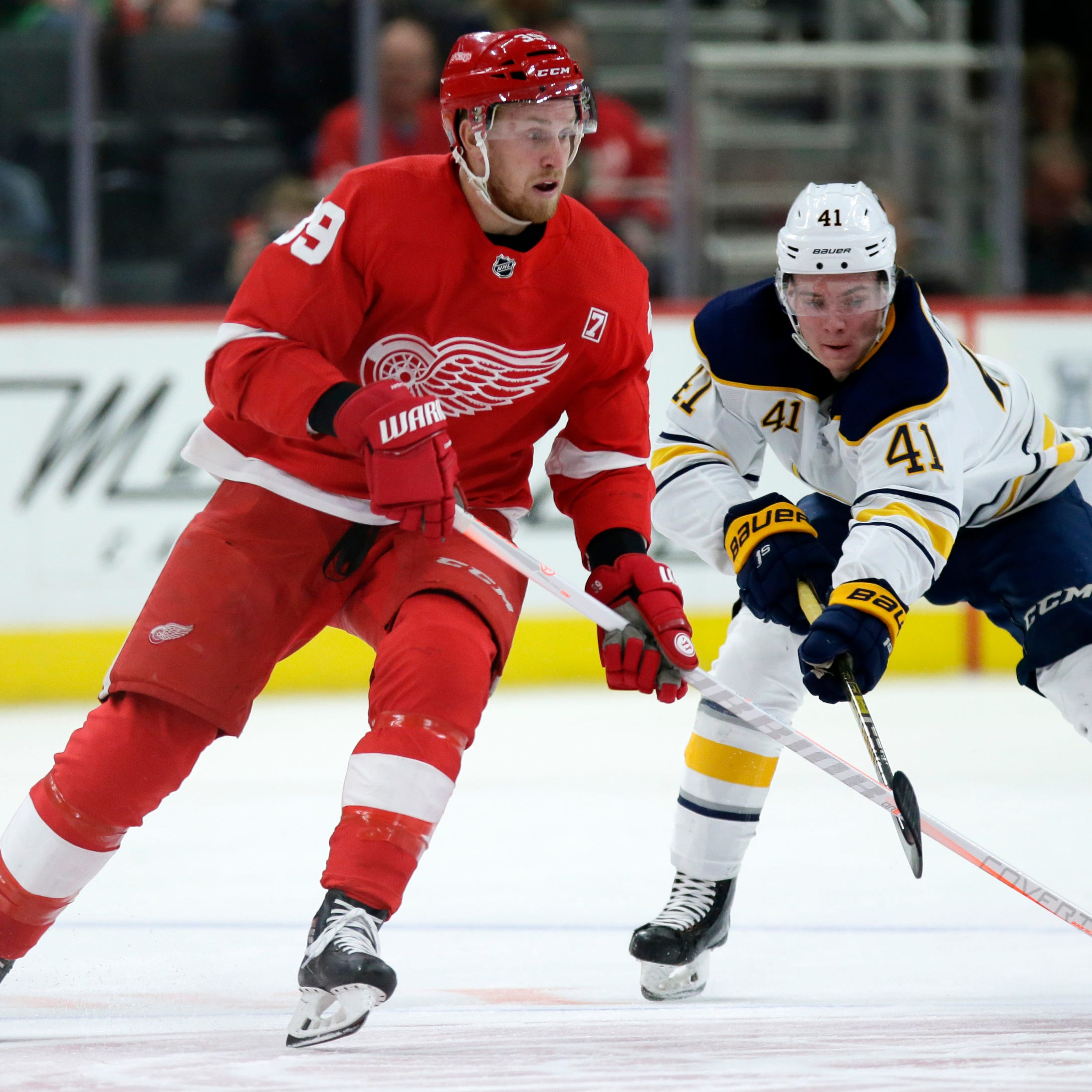 Detroit Red Wings end bad season: 'Hope we're never in this situation again'