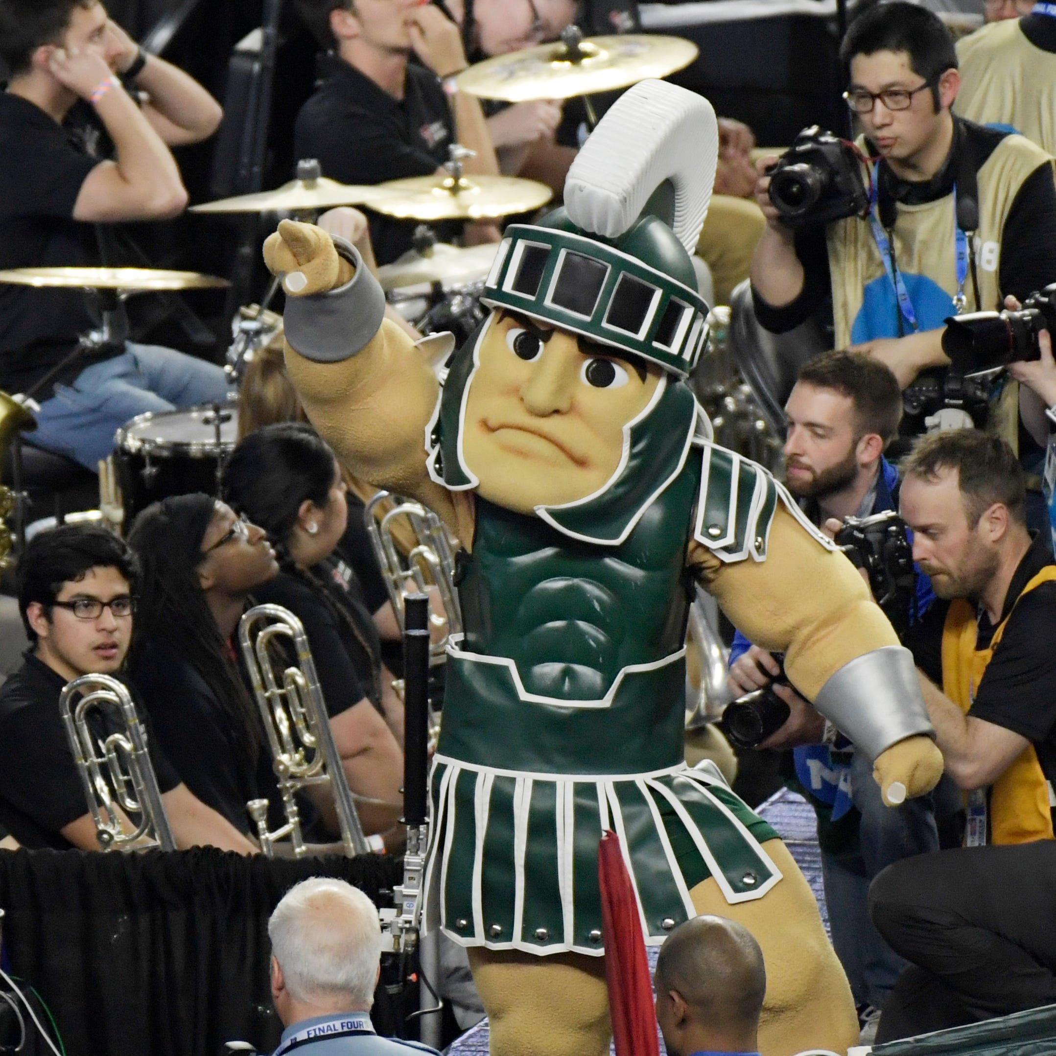 Michigan State athletics records 9 perfect Academic Progress Rate scores