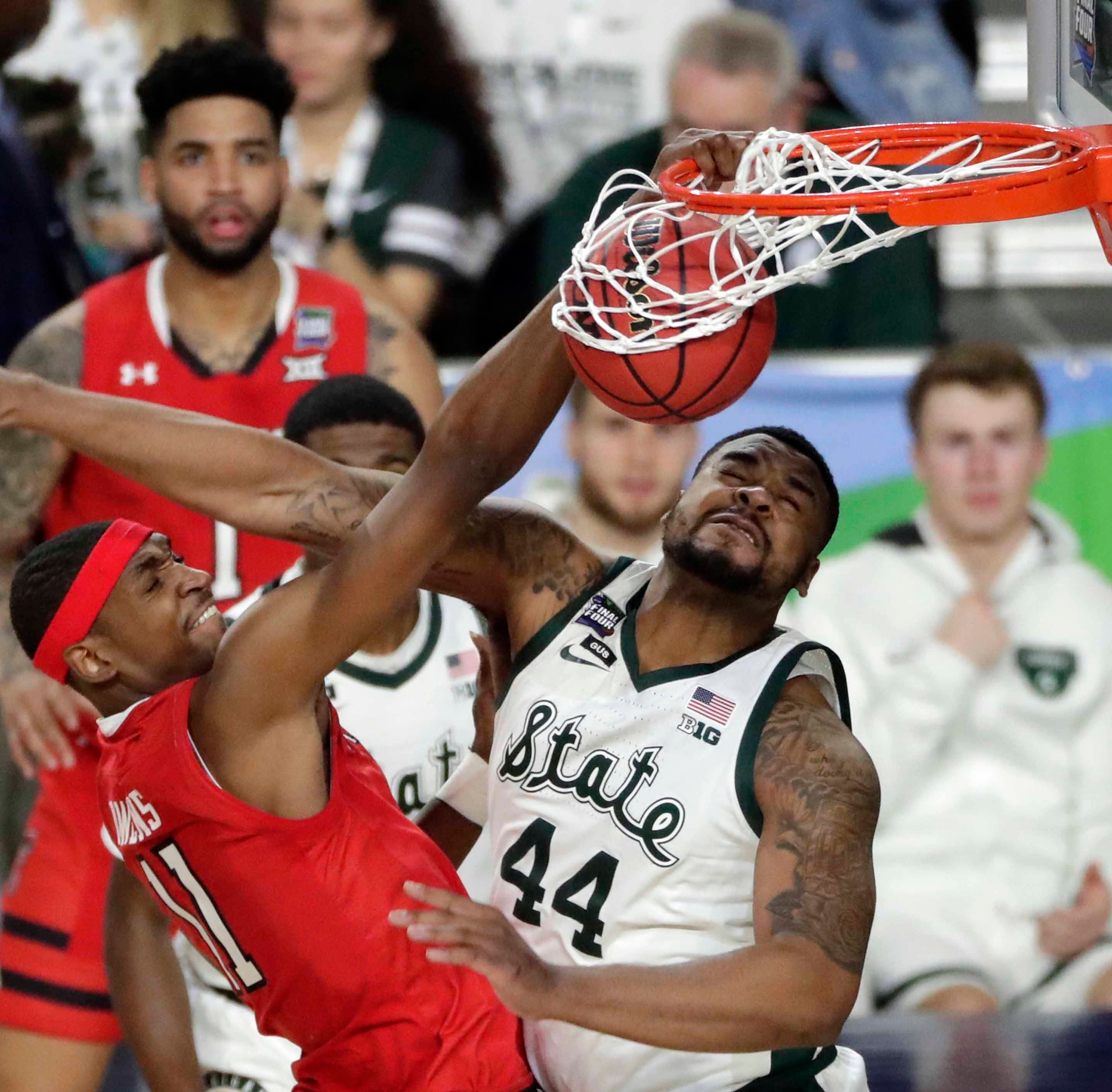 Nick Ward leaving for NBA, while Cassius Winston will return to MSU