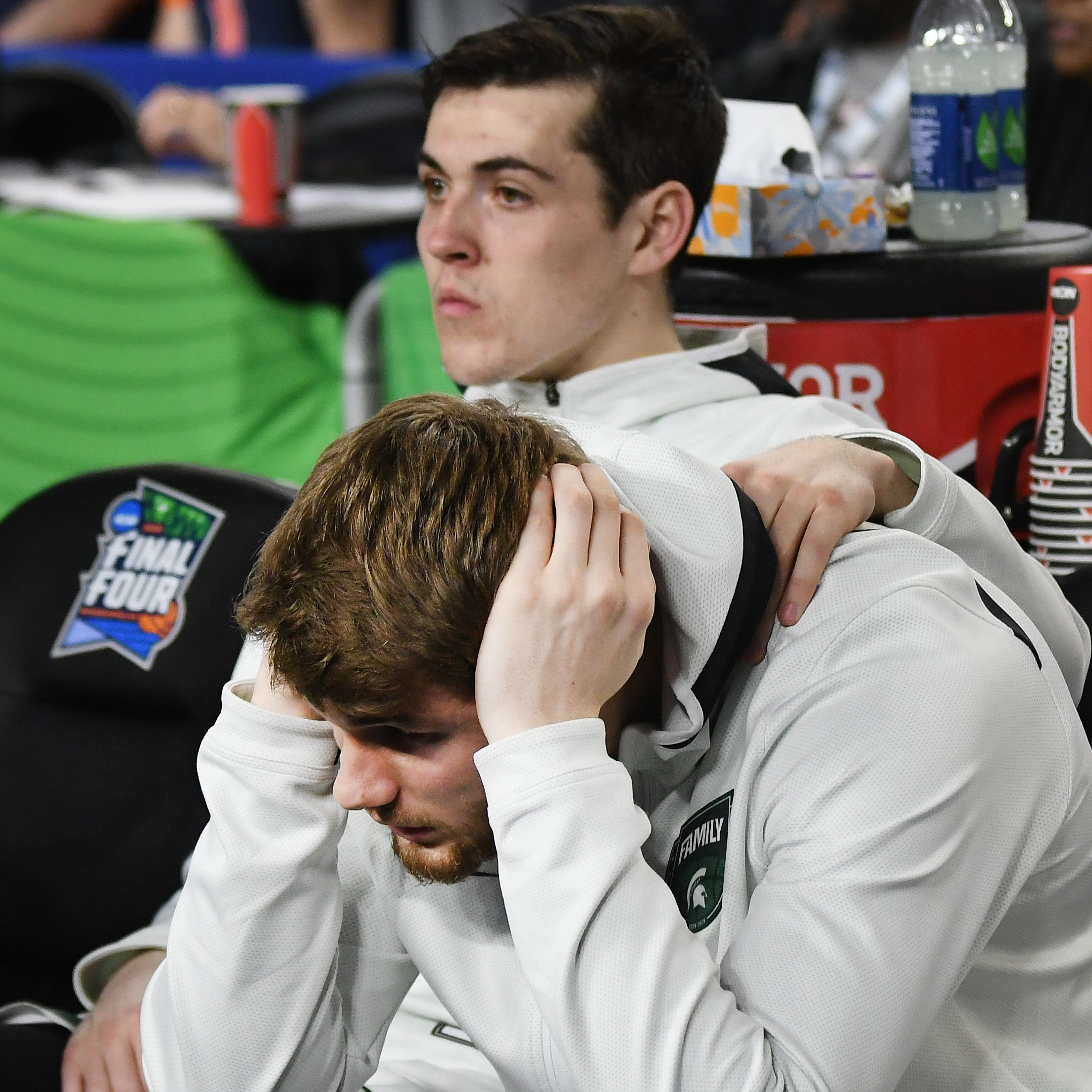 Loss to Texas Tech disappoints Michigan State but immediate future is still promising
