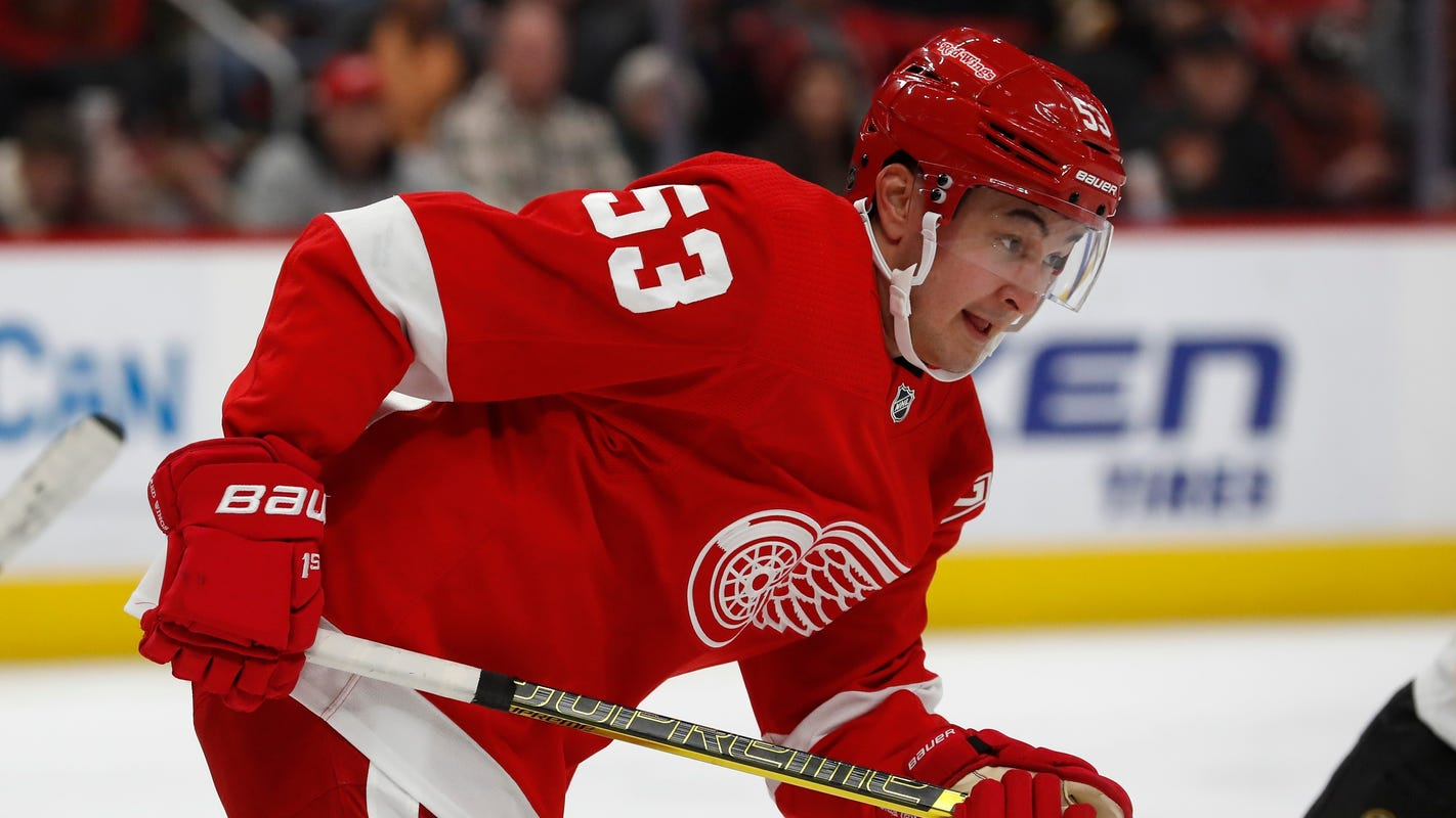 Red Wings' Taro Hirose hoping to carry last season's modest success into training camp