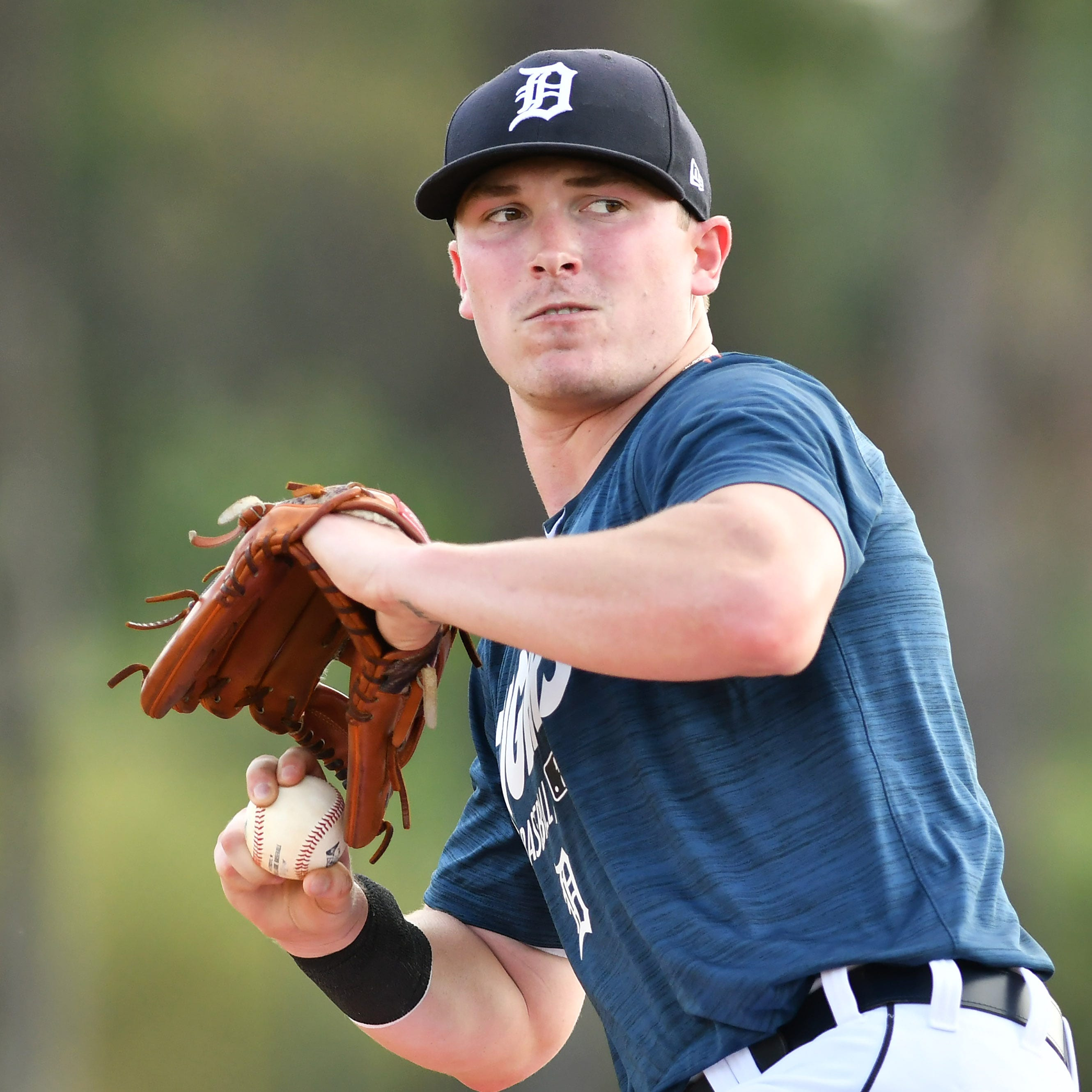 Beau Burrows among Tigers pitching prospects off to big starts