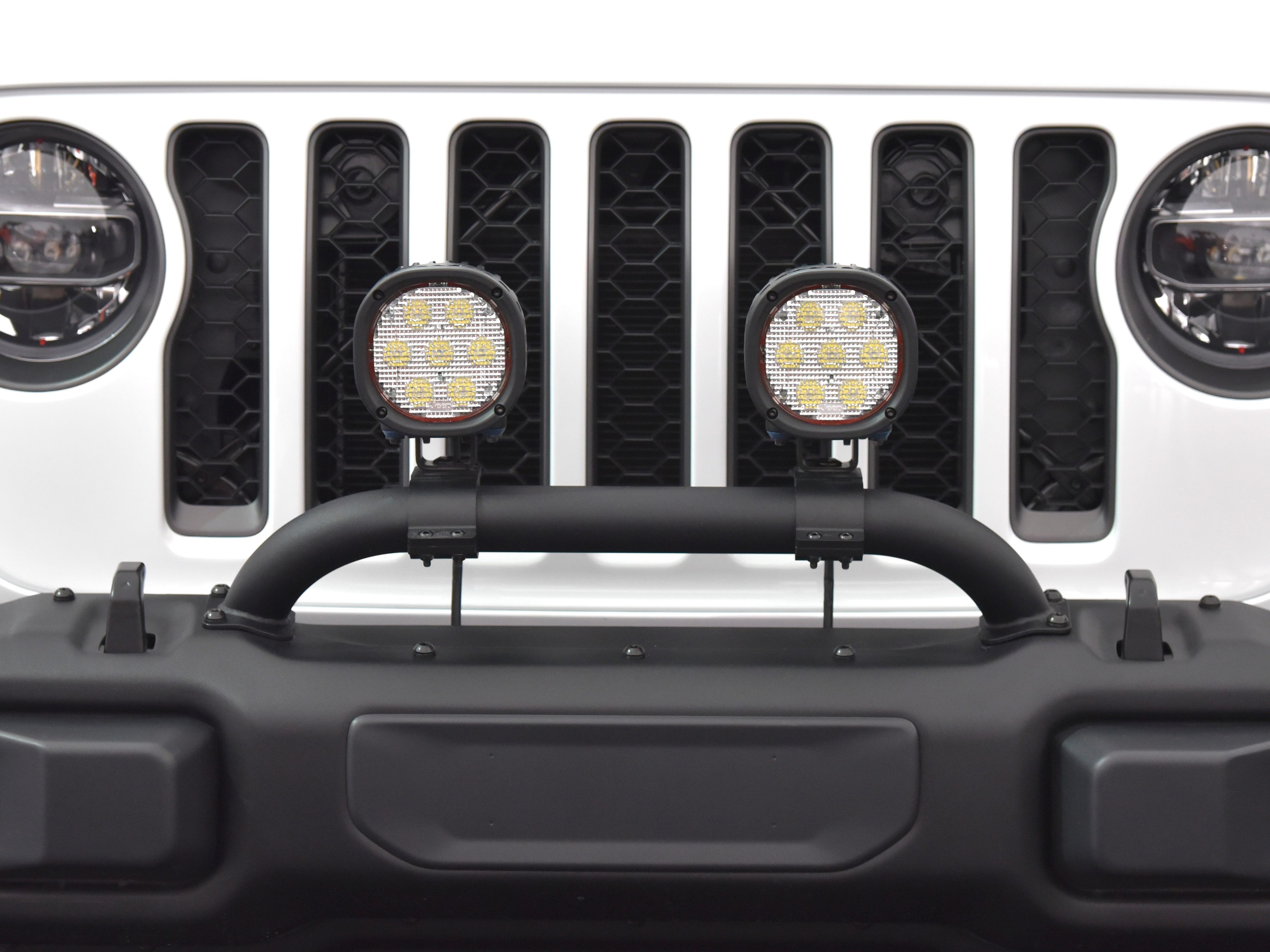 This is the front end of the Jeep JT Scrambler.