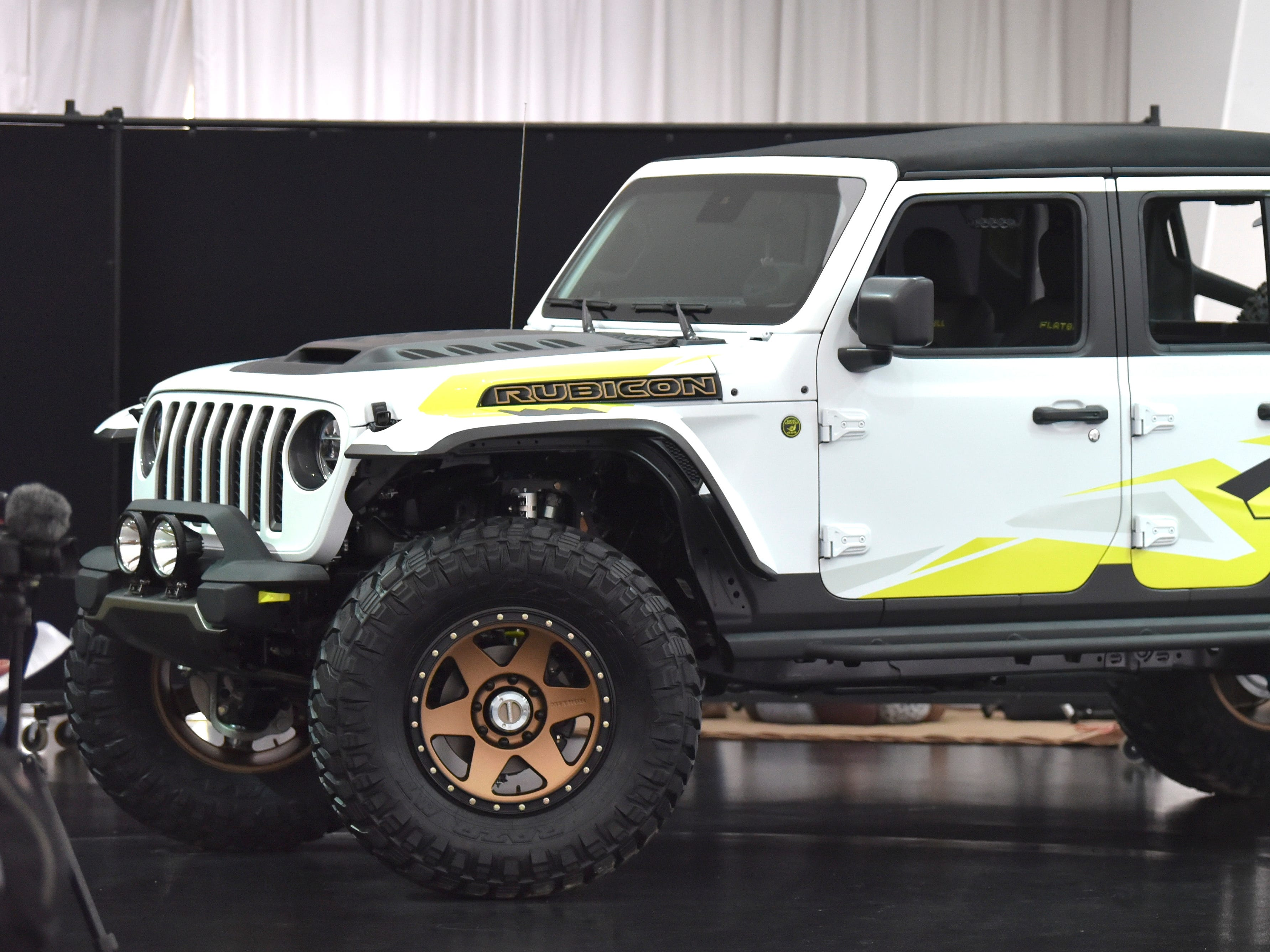 This is the Jeep Flatbill.